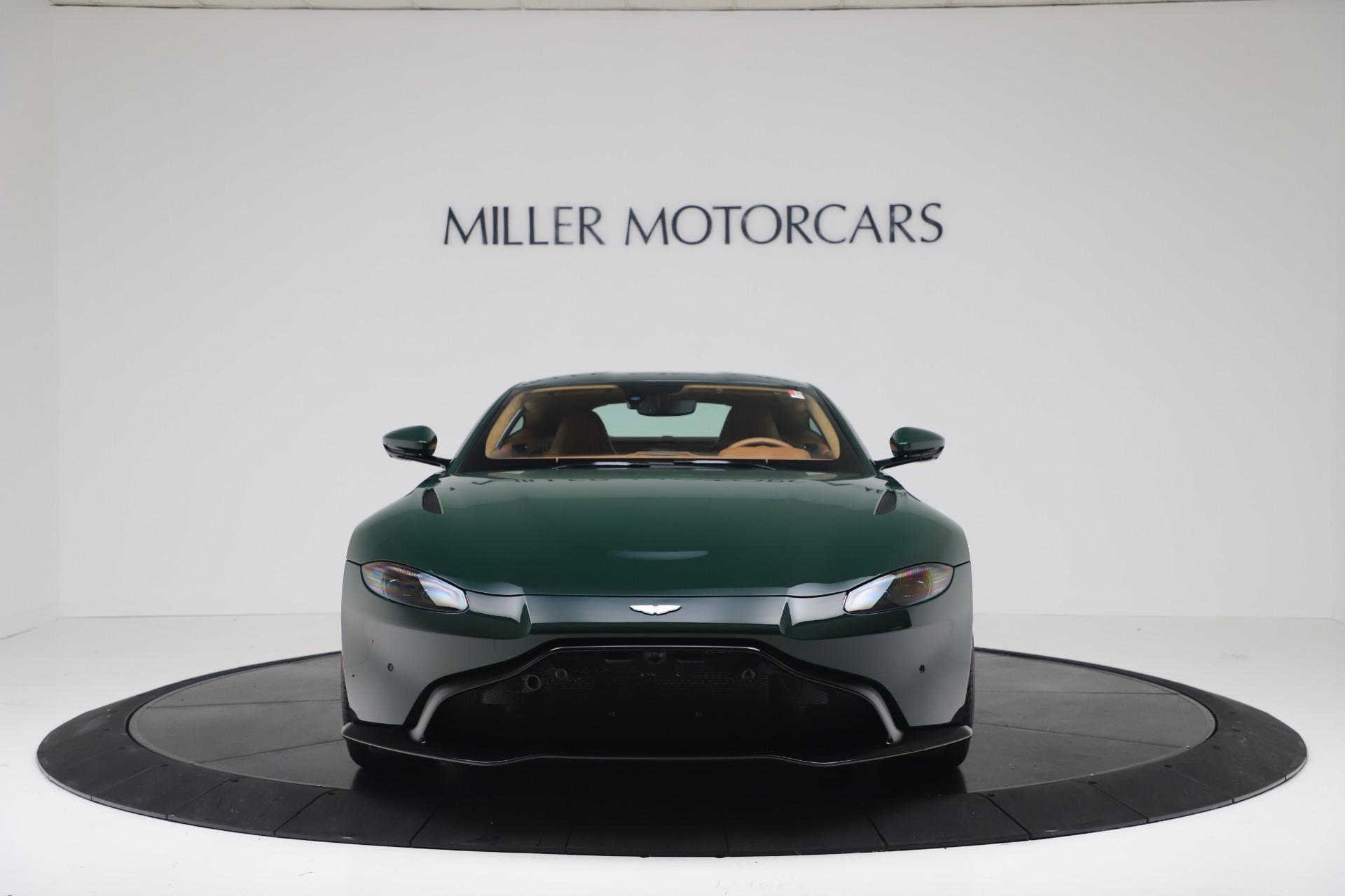 New 2020 Aston Martin Vantage  For Sale In Greenwich, CT. Alfa Romeo of Greenwich, A1401 3411_p2