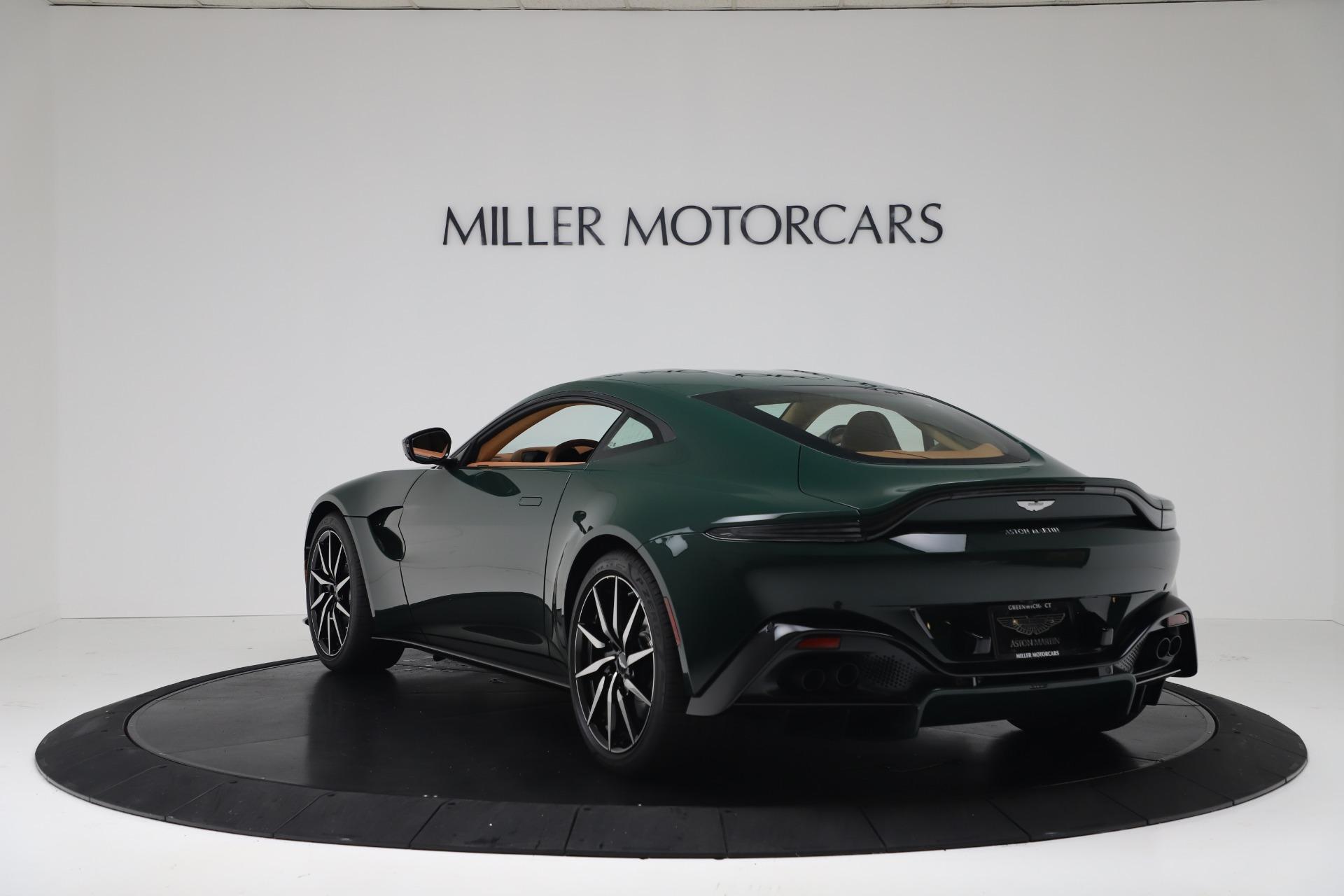 New 2020 Aston Martin Vantage  For Sale In Greenwich, CT. Alfa Romeo of Greenwich, A1401 3411_p6