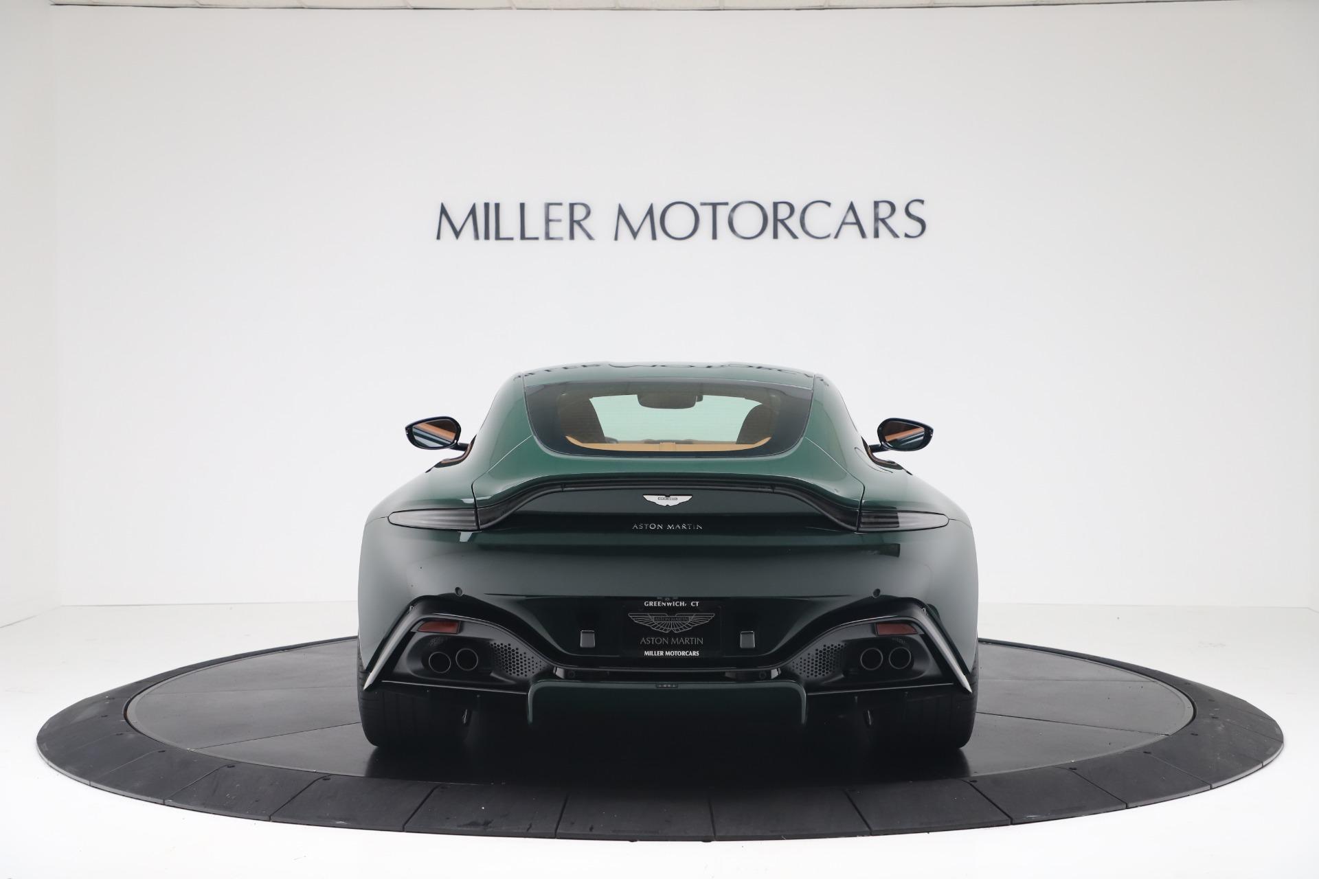 New 2020 Aston Martin Vantage  For Sale In Greenwich, CT. Alfa Romeo of Greenwich, A1401 3411_p7