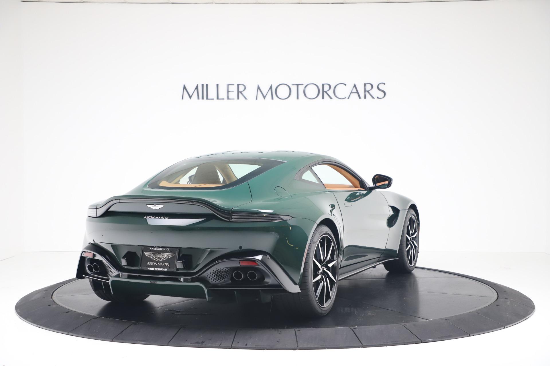 New 2020 Aston Martin Vantage  For Sale In Greenwich, CT. Alfa Romeo of Greenwich, A1401 3411_p8