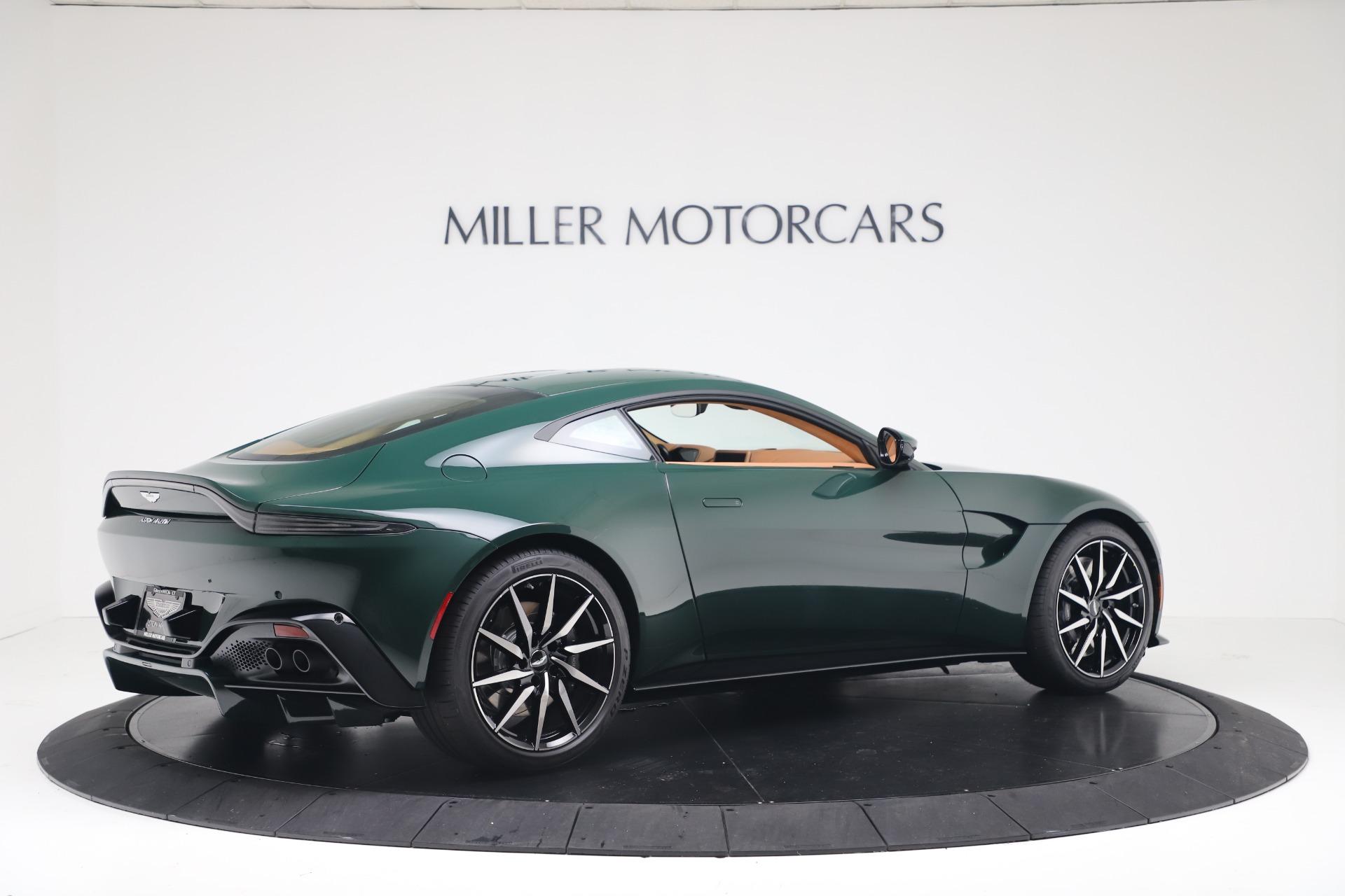 New 2020 Aston Martin Vantage  For Sale In Greenwich, CT. Alfa Romeo of Greenwich, A1401 3411_p9