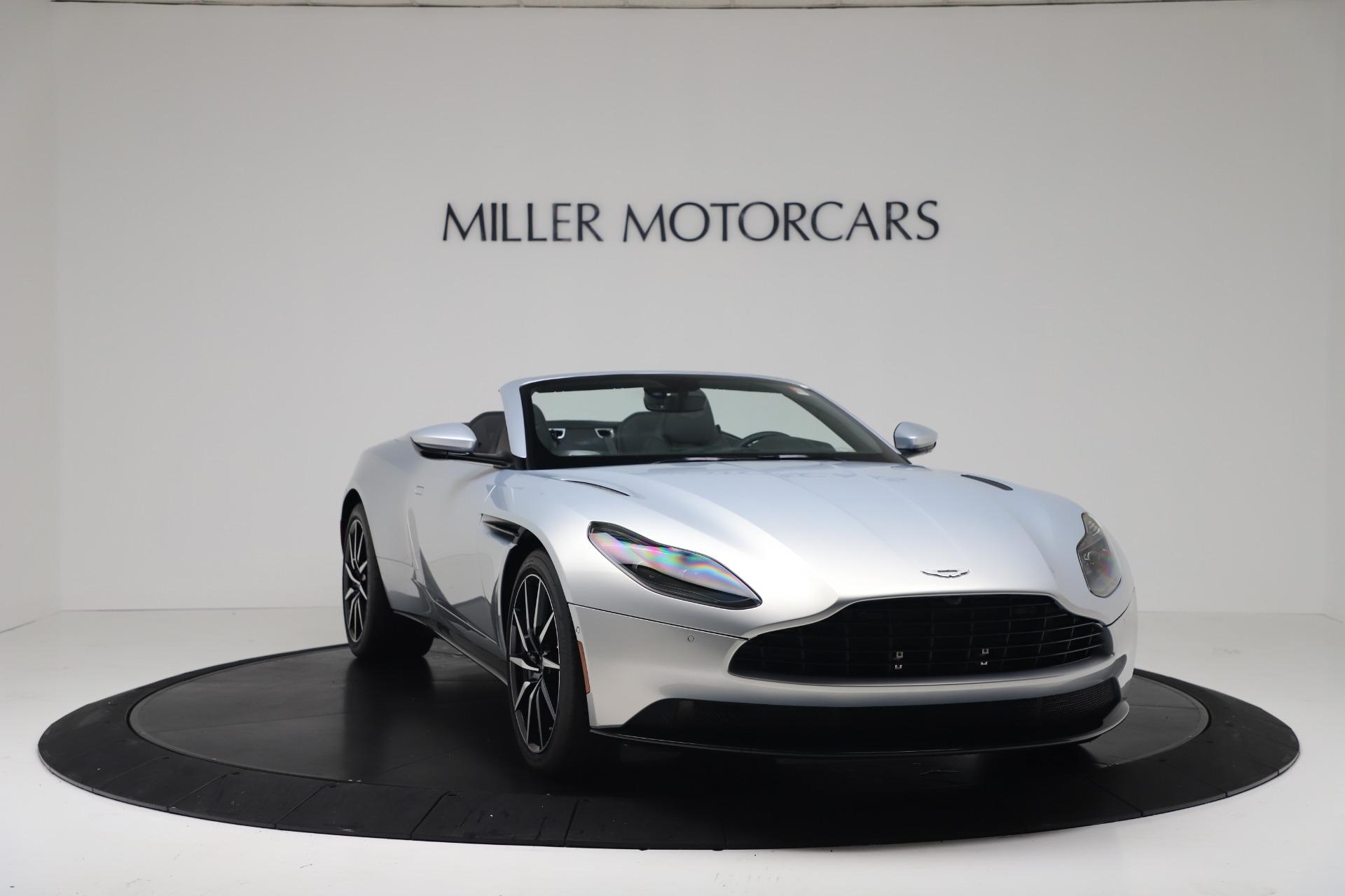 New 2020 Aston Martin DB11 V8 For Sale In Greenwich, CT. Alfa Romeo of Greenwich, A1404 3412_p12