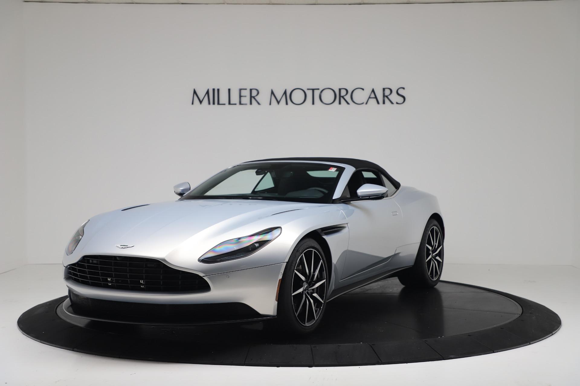 New 2020 Aston Martin DB11 V8 For Sale In Greenwich, CT. Alfa Romeo of Greenwich, A1404 3412_p13