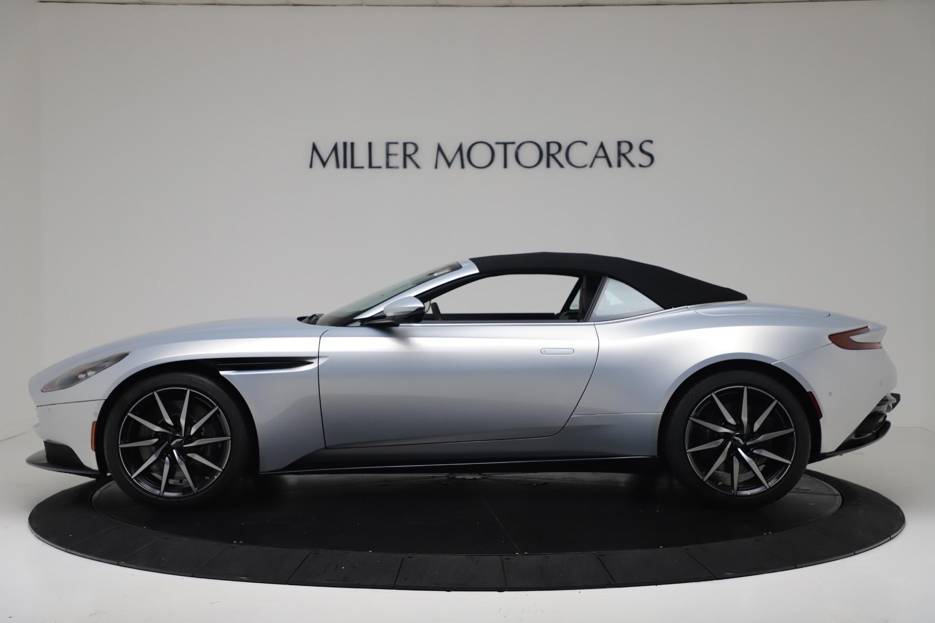 New 2020 Aston Martin DB11 V8 For Sale In Greenwich, CT. Alfa Romeo of Greenwich, A1404 3412_p14