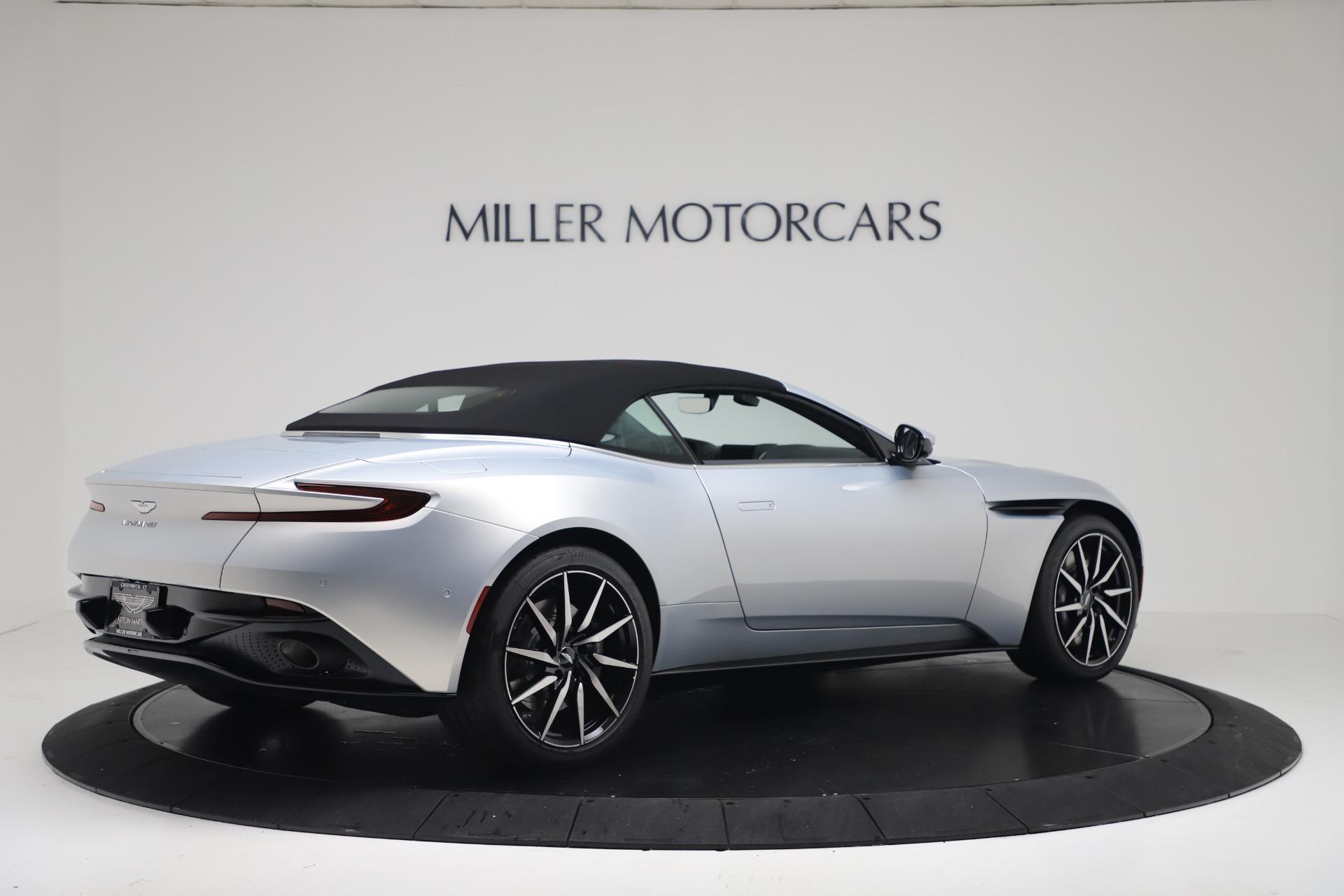 New 2020 Aston Martin DB11 V8 For Sale In Greenwich, CT. Alfa Romeo of Greenwich, A1404 3412_p16