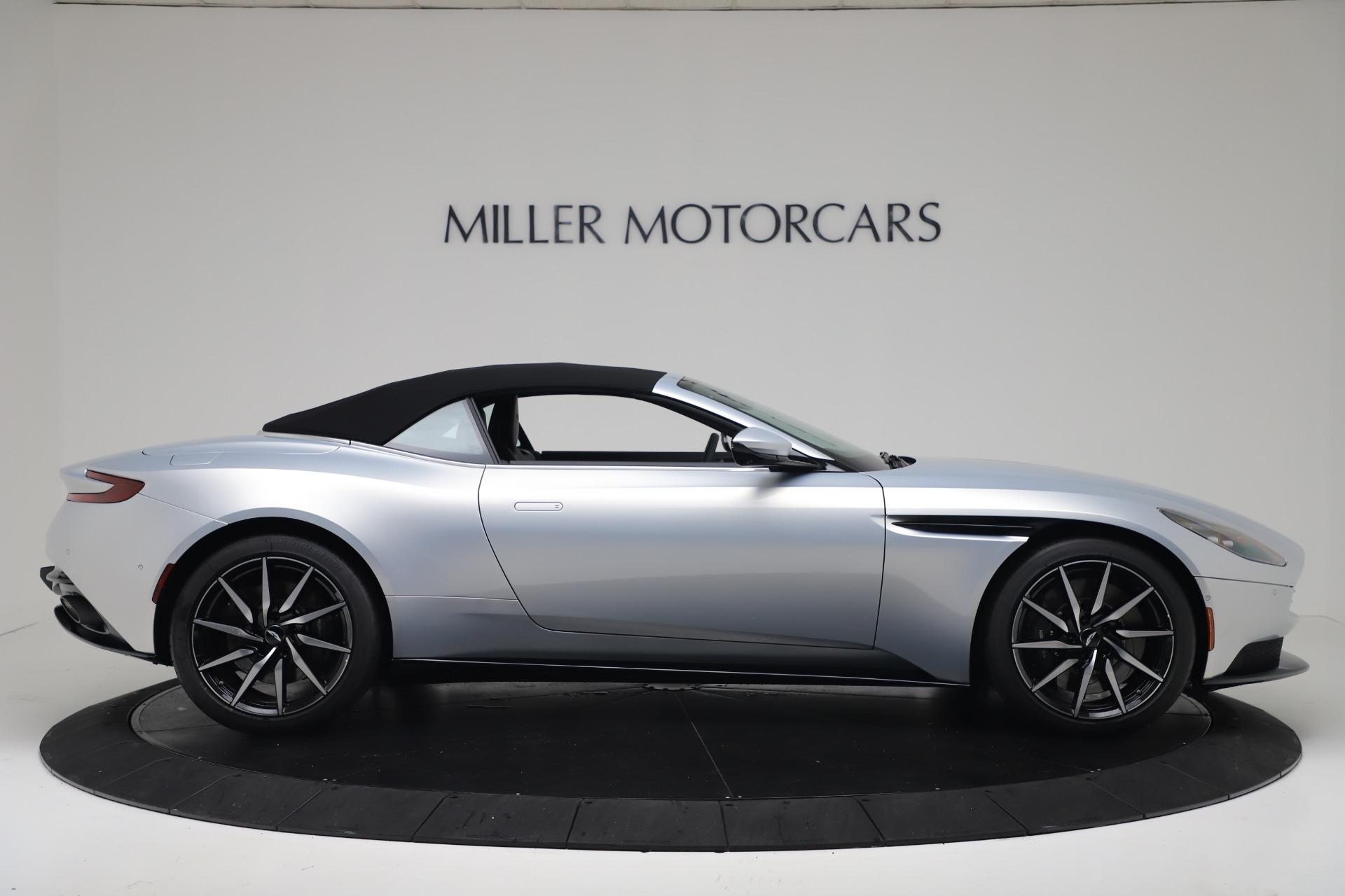 New 2020 Aston Martin DB11 V8 For Sale In Greenwich, CT. Alfa Romeo of Greenwich, A1404 3412_p17