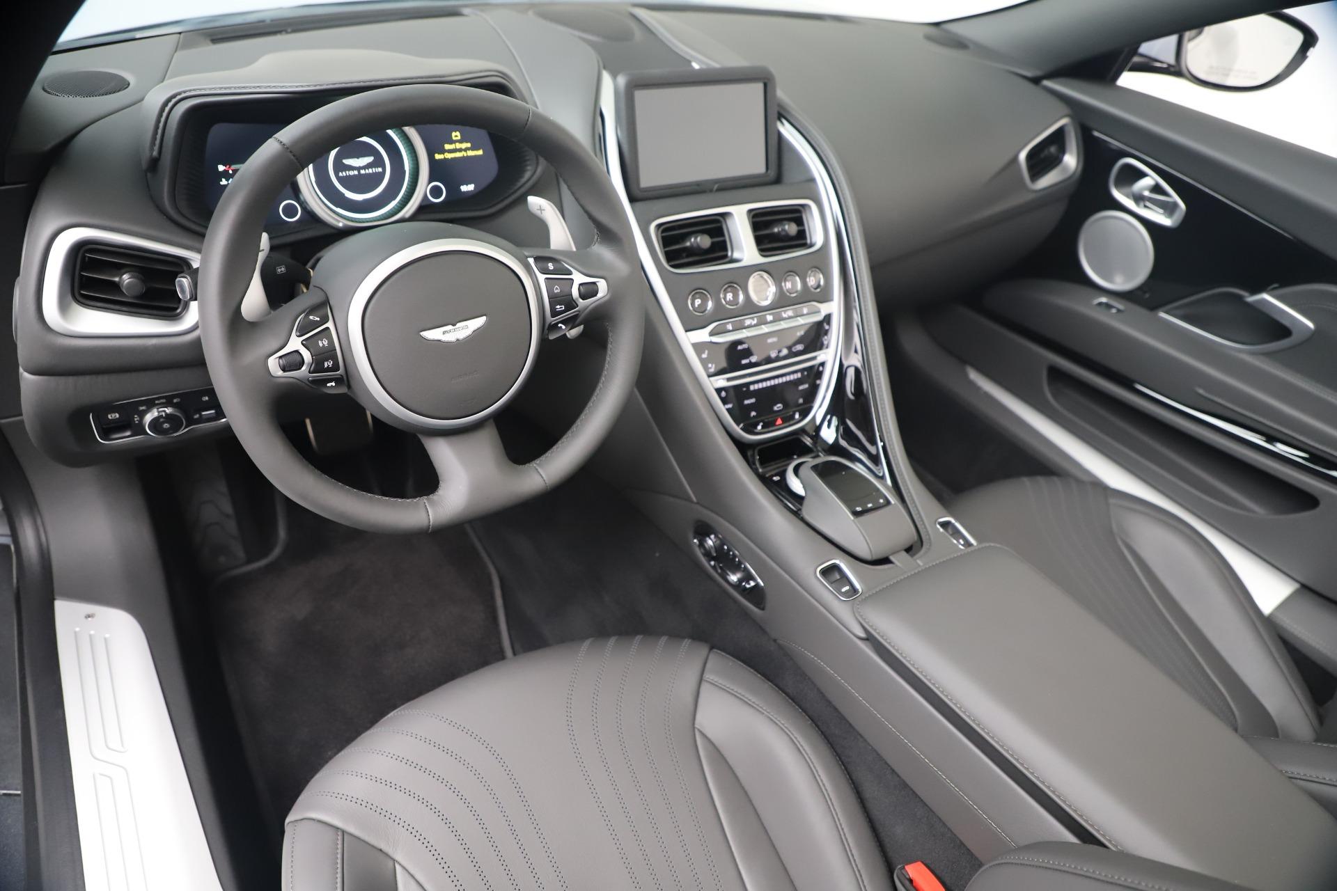 New 2020 Aston Martin DB11 V8 For Sale In Greenwich, CT. Alfa Romeo of Greenwich, A1404 3412_p20