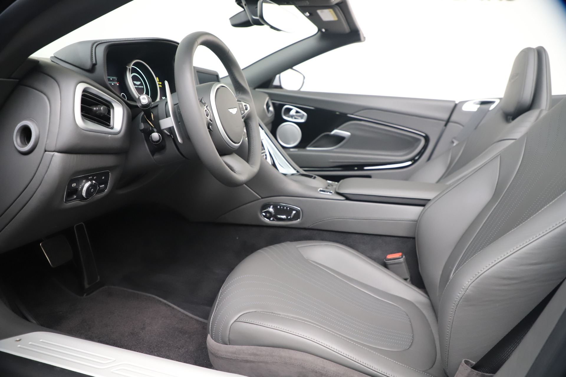 New 2020 Aston Martin DB11 V8 For Sale In Greenwich, CT. Alfa Romeo of Greenwich, A1404 3412_p21