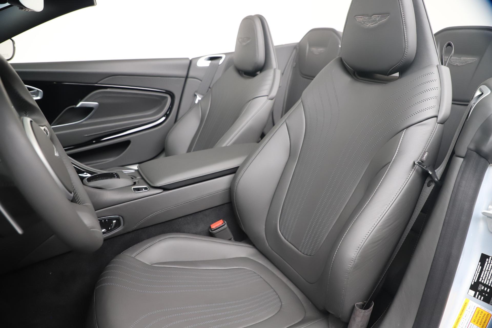 New 2020 Aston Martin DB11 V8 For Sale In Greenwich, CT. Alfa Romeo of Greenwich, A1404 3412_p22