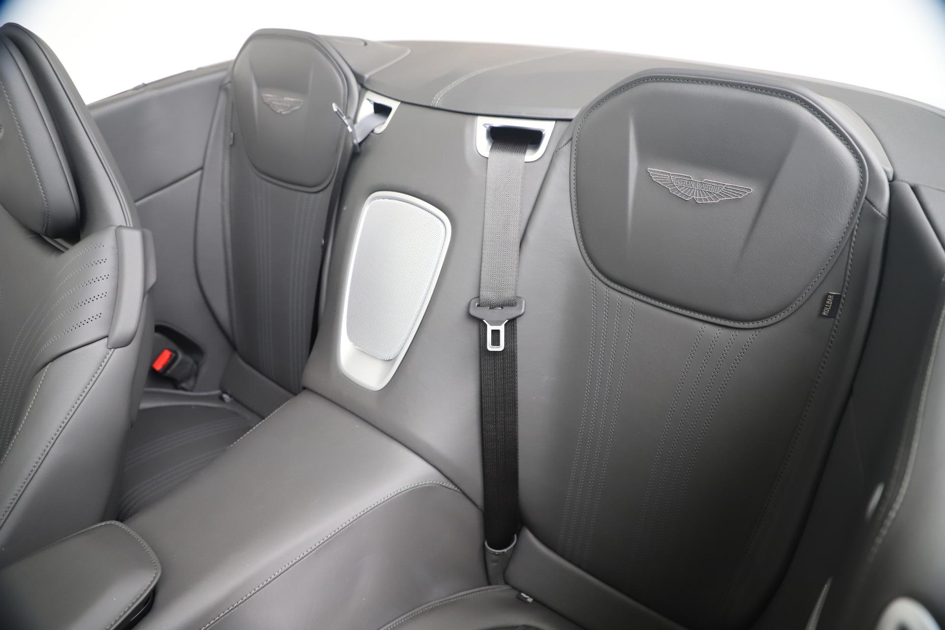 New 2020 Aston Martin DB11 V8 For Sale In Greenwich, CT. Alfa Romeo of Greenwich, A1404 3412_p24
