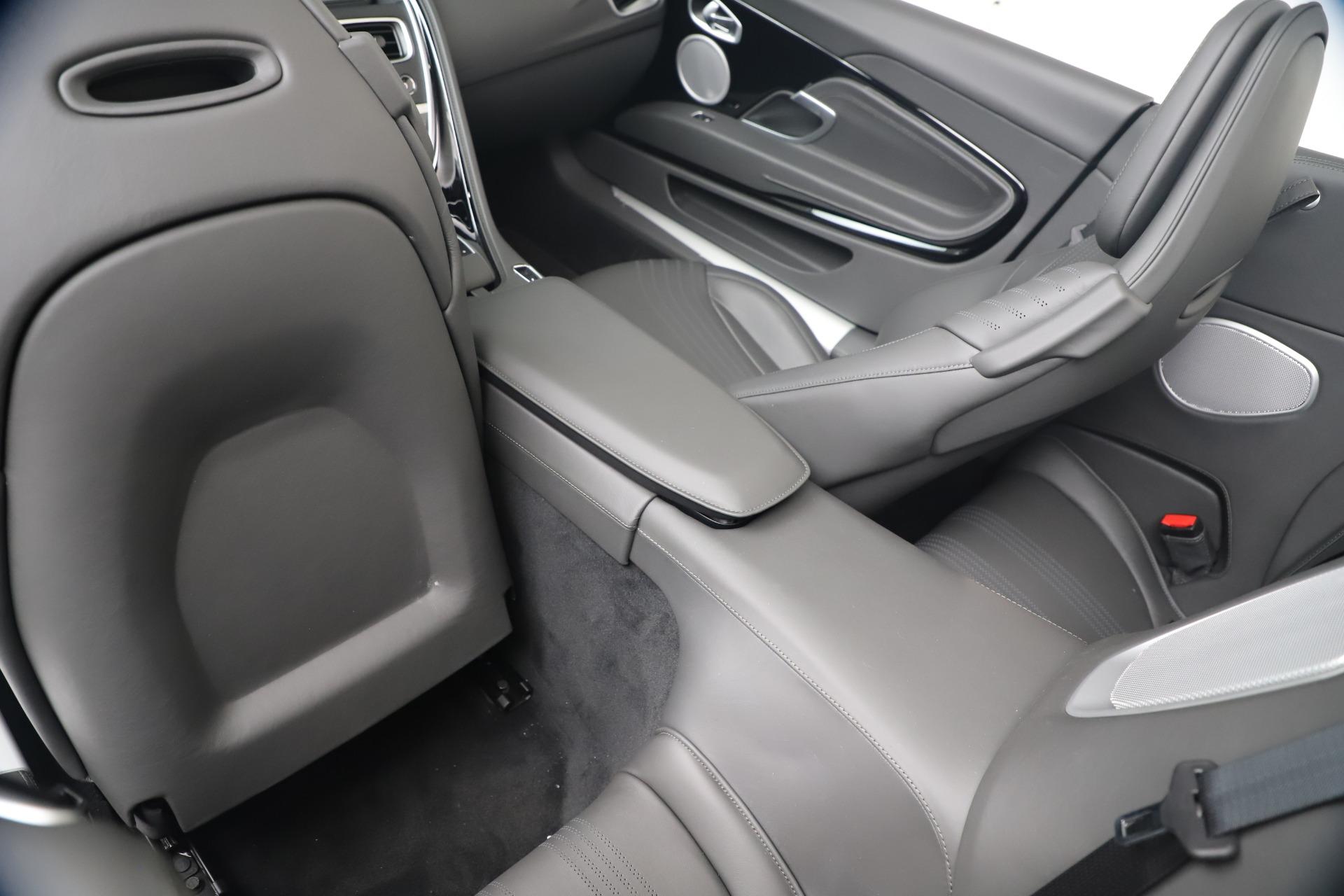 New 2020 Aston Martin DB11 V8 For Sale In Greenwich, CT. Alfa Romeo of Greenwich, A1404 3412_p25