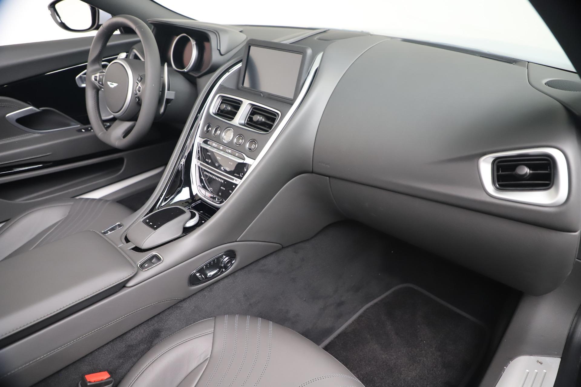 New 2020 Aston Martin DB11 V8 For Sale In Greenwich, CT. Alfa Romeo of Greenwich, A1404 3412_p26