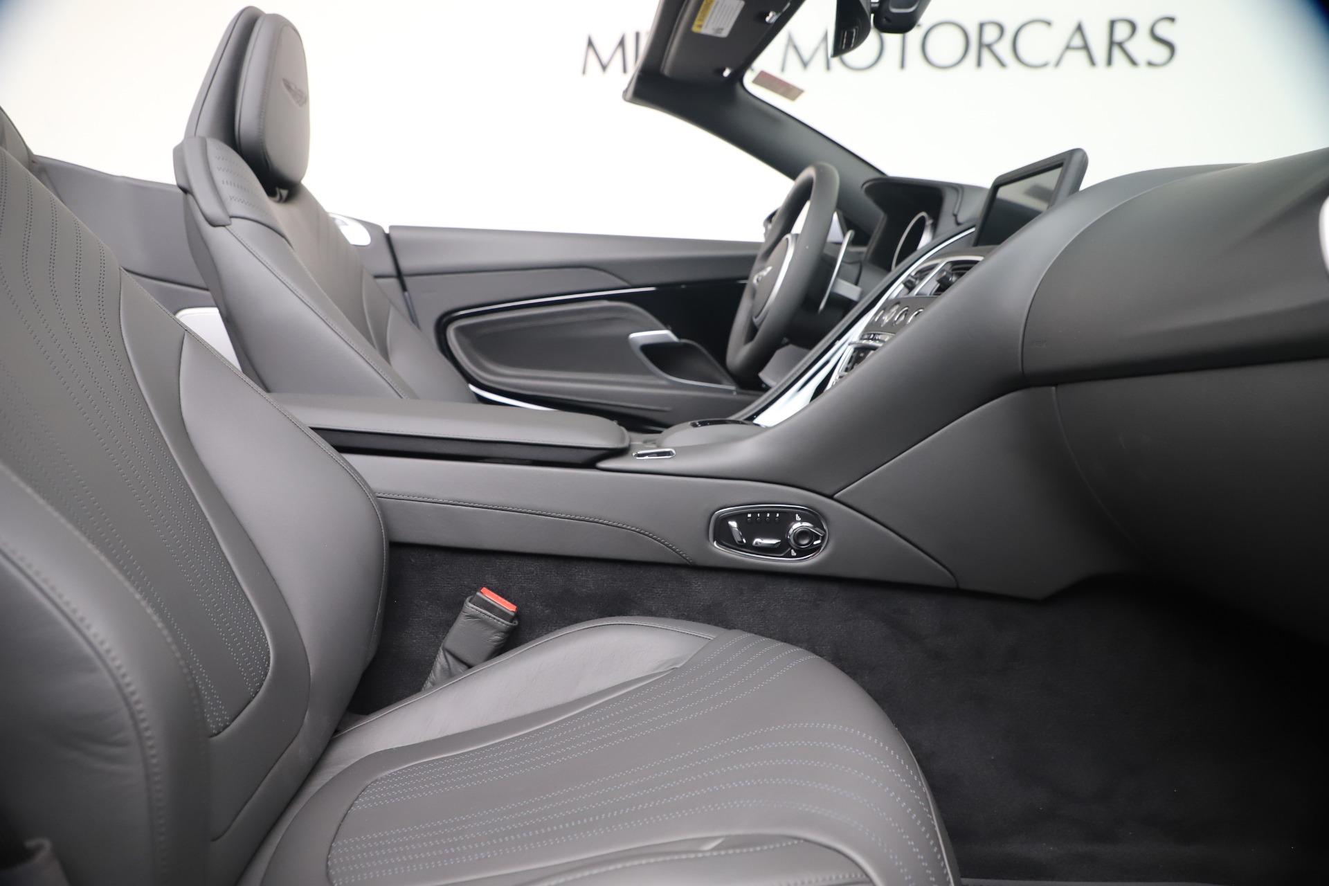 New 2020 Aston Martin DB11 V8 For Sale In Greenwich, CT. Alfa Romeo of Greenwich, A1404 3412_p27