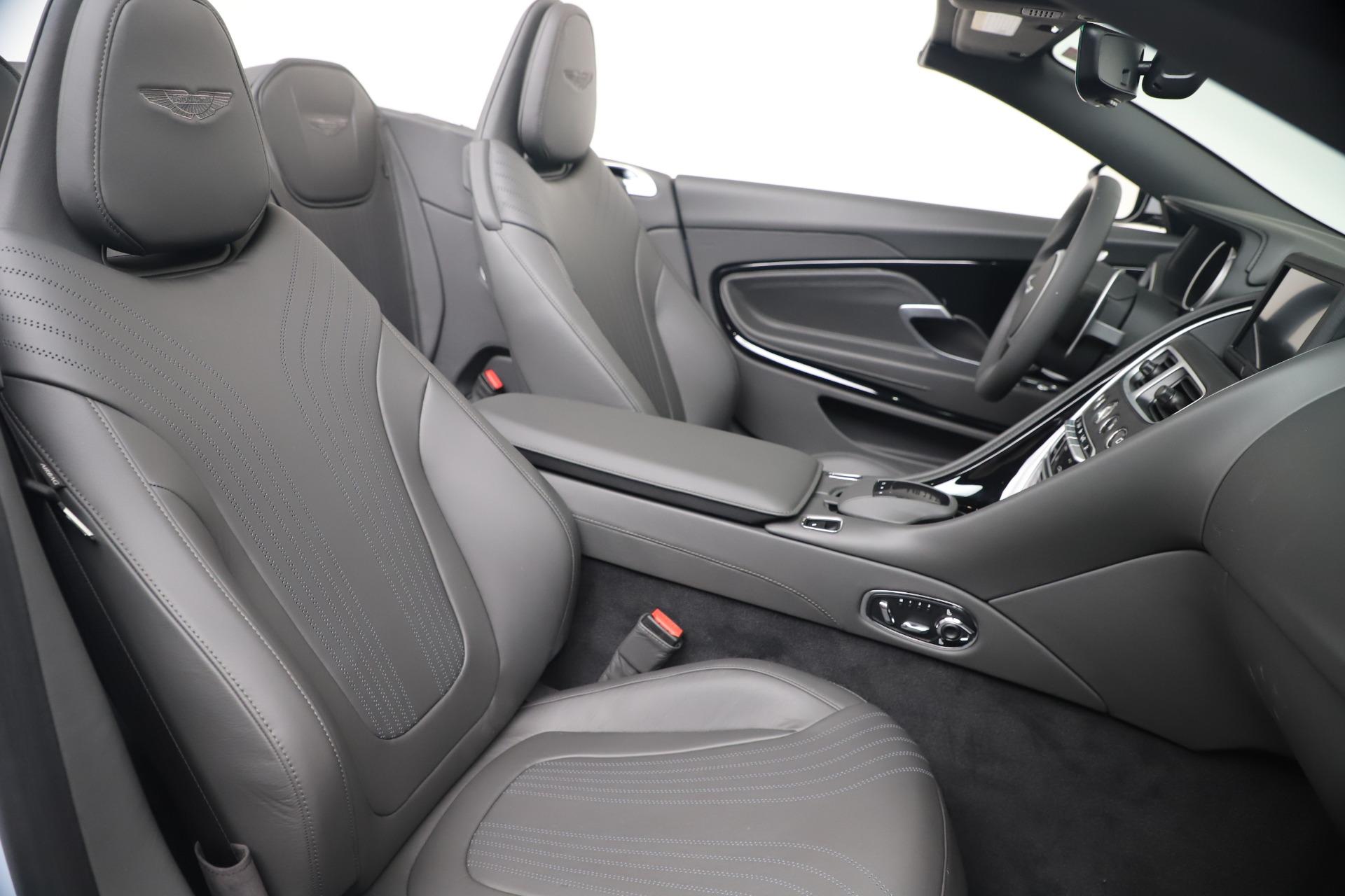 New 2020 Aston Martin DB11 V8 For Sale In Greenwich, CT. Alfa Romeo of Greenwich, A1404 3412_p28
