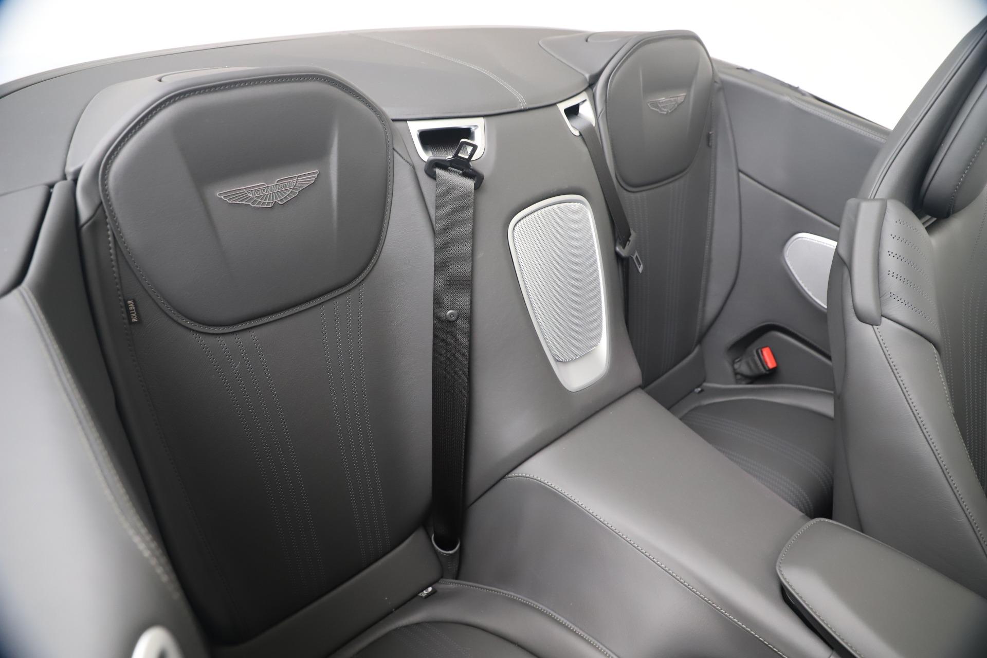 New 2020 Aston Martin DB11 V8 For Sale In Greenwich, CT. Alfa Romeo of Greenwich, A1404 3412_p29