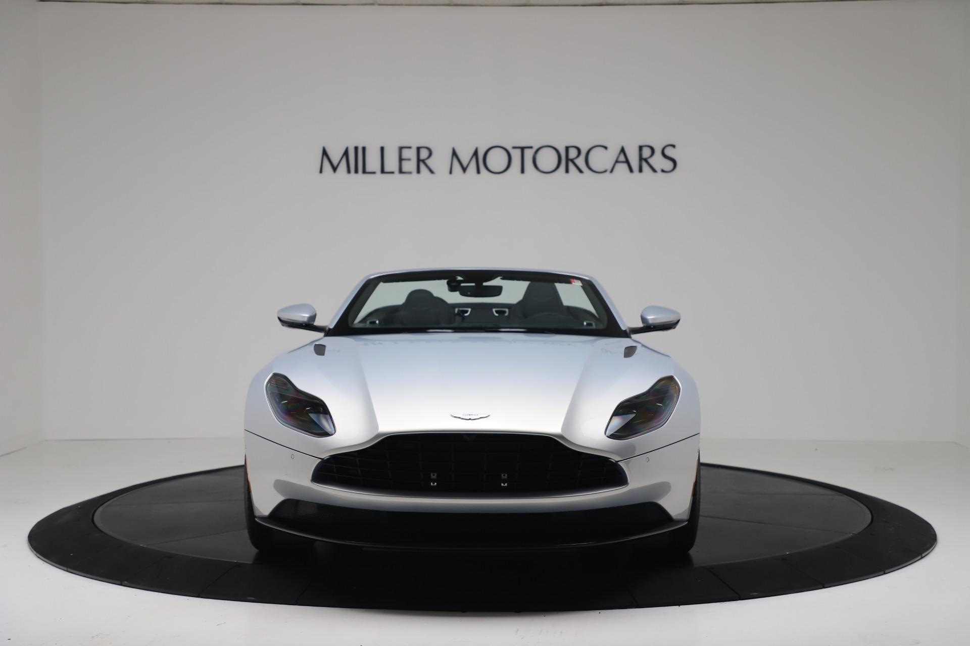 New 2020 Aston Martin DB11 V8 For Sale In Greenwich, CT. Alfa Romeo of Greenwich, A1404 3412_p2