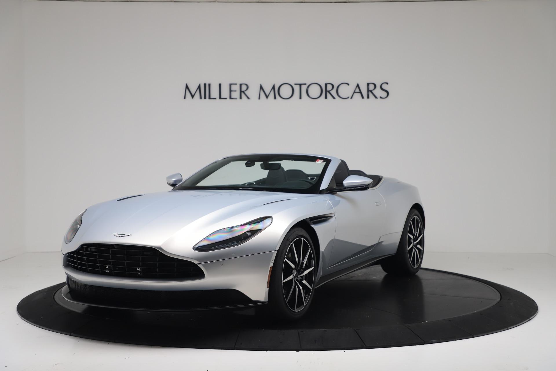New 2020 Aston Martin DB11 V8 For Sale In Greenwich, CT. Alfa Romeo of Greenwich, A1404 3412_p3