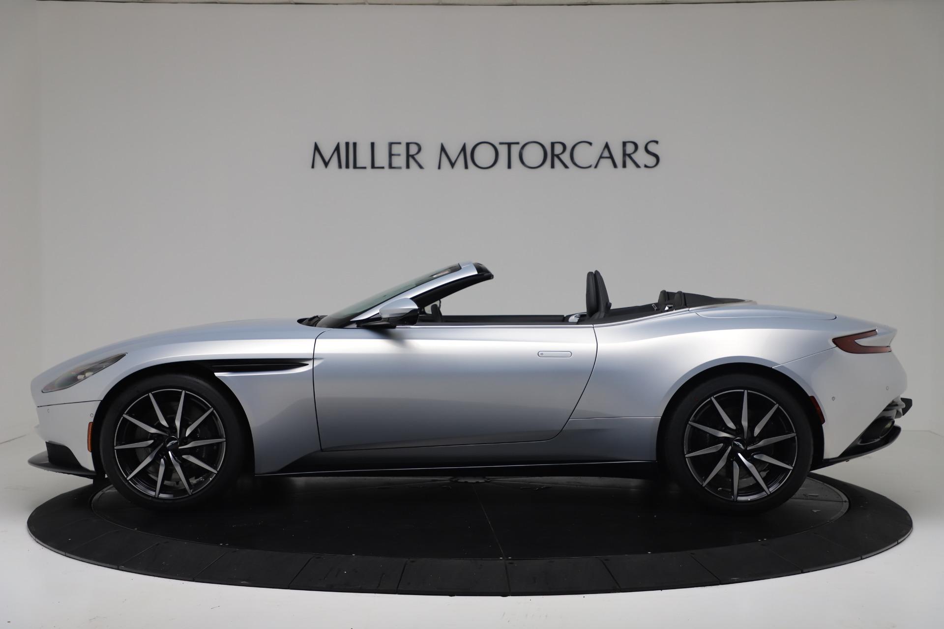 New 2020 Aston Martin DB11 V8 For Sale In Greenwich, CT. Alfa Romeo of Greenwich, A1404 3412_p4