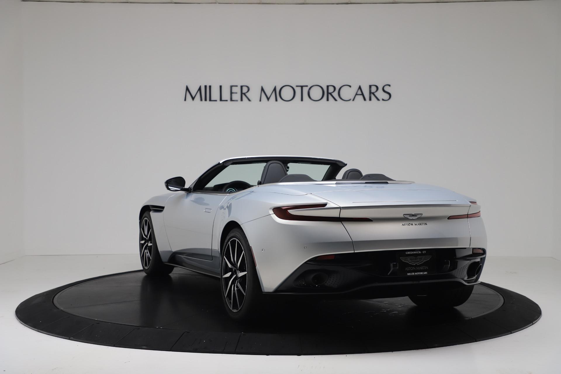 New 2020 Aston Martin DB11 V8 For Sale In Greenwich, CT. Alfa Romeo of Greenwich, A1404 3412_p6
