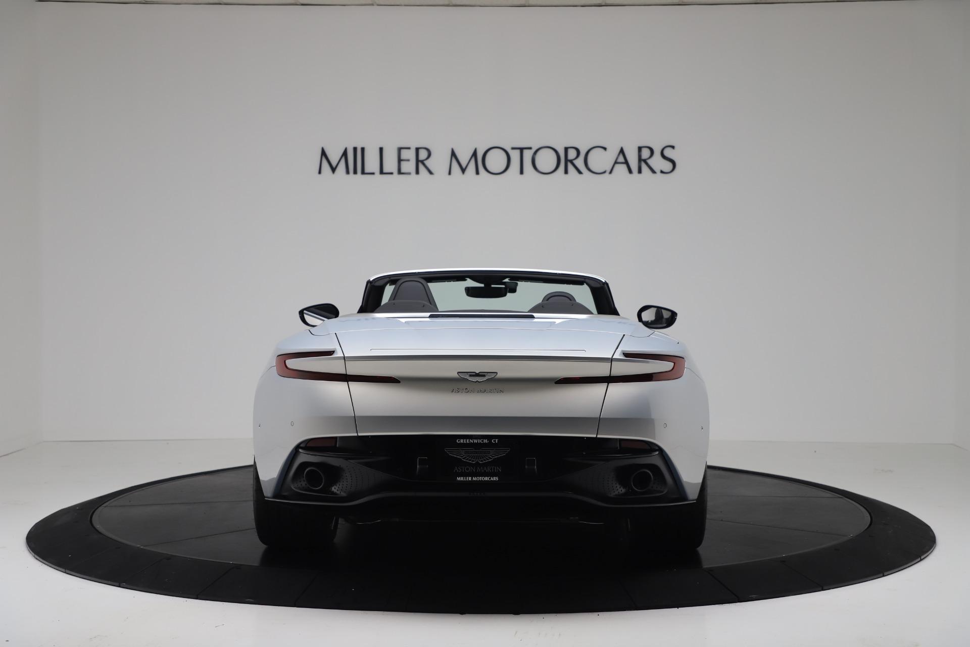 New 2020 Aston Martin DB11 V8 For Sale In Greenwich, CT. Alfa Romeo of Greenwich, A1404 3412_p7