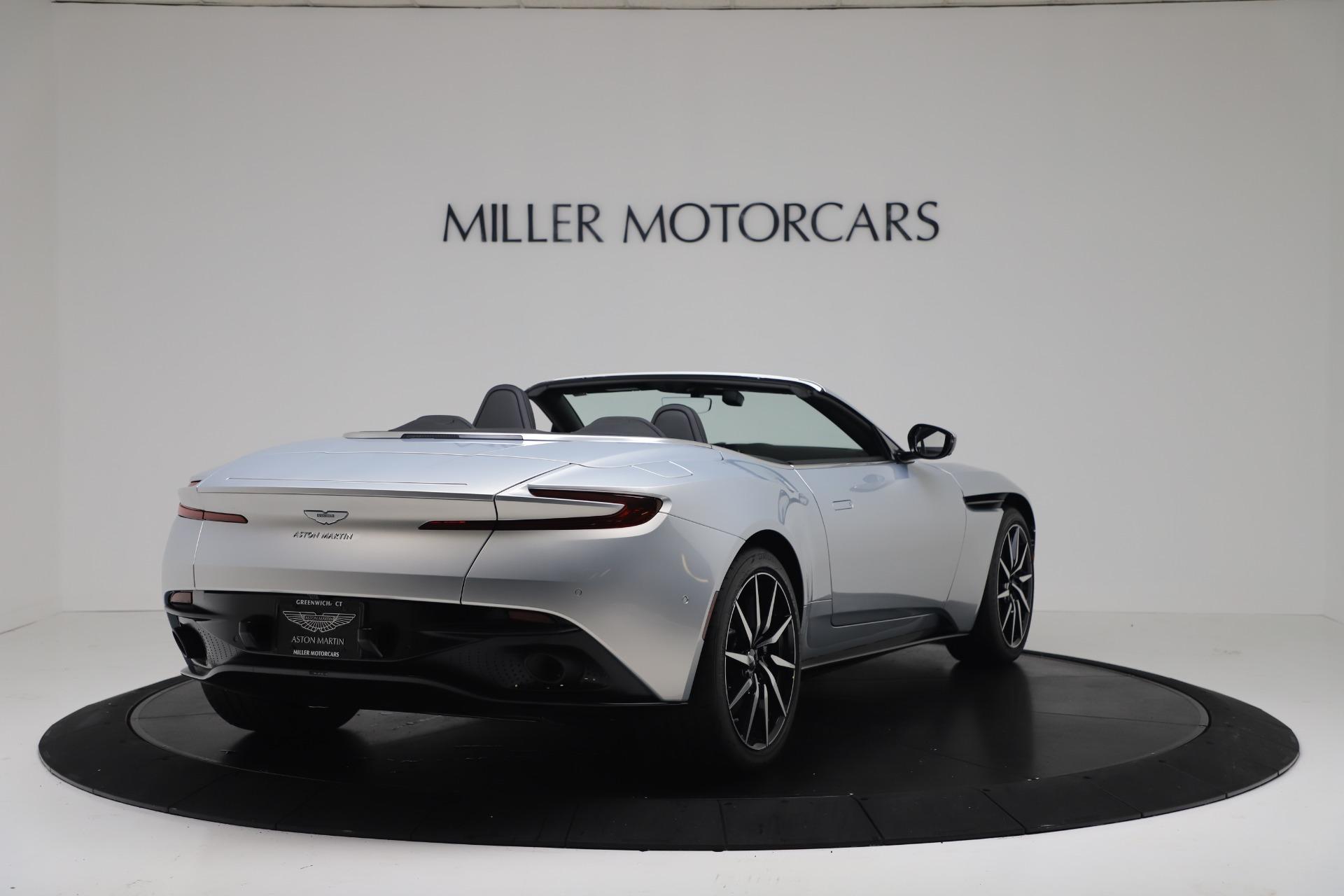 New 2020 Aston Martin DB11 V8 For Sale In Greenwich, CT. Alfa Romeo of Greenwich, A1404 3412_p8