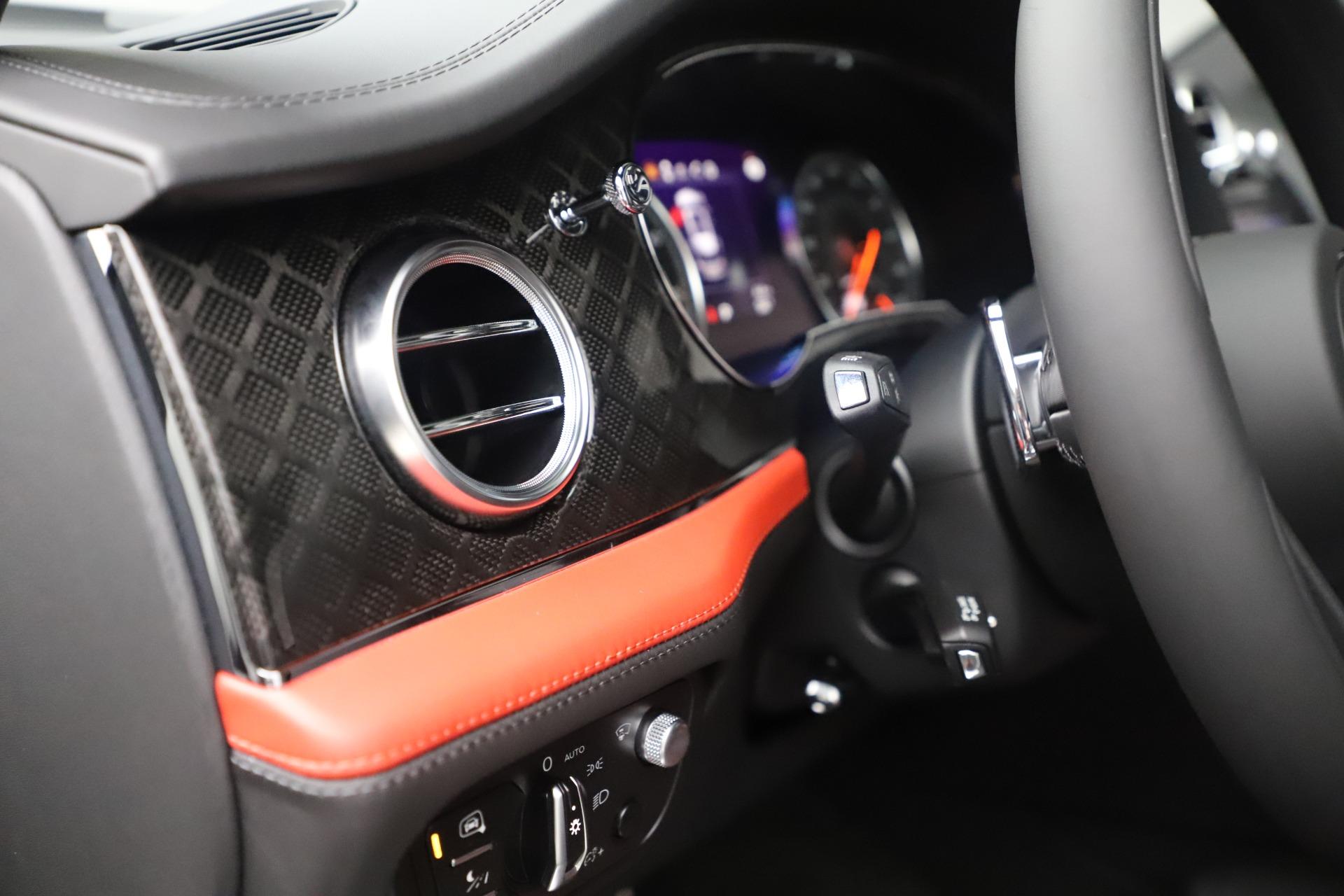 New 2020 Bentley Bentayga V8 Design Series For Sale In Greenwich, CT. Alfa Romeo of Greenwich, B1434 3414_p28