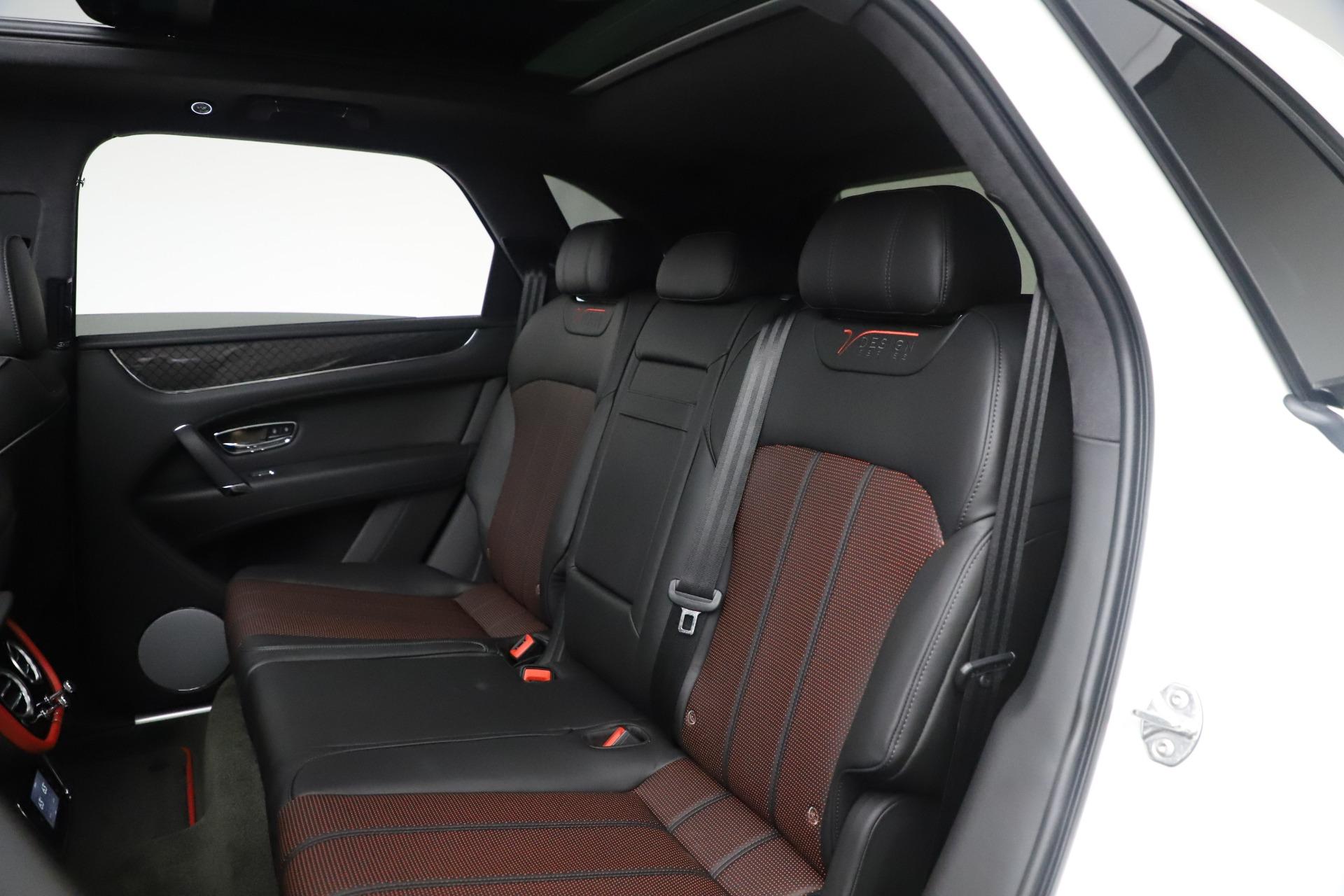 New 2020 Bentley Bentayga V8 Design Series For Sale In Greenwich, CT. Alfa Romeo of Greenwich, B1434 3414_p30