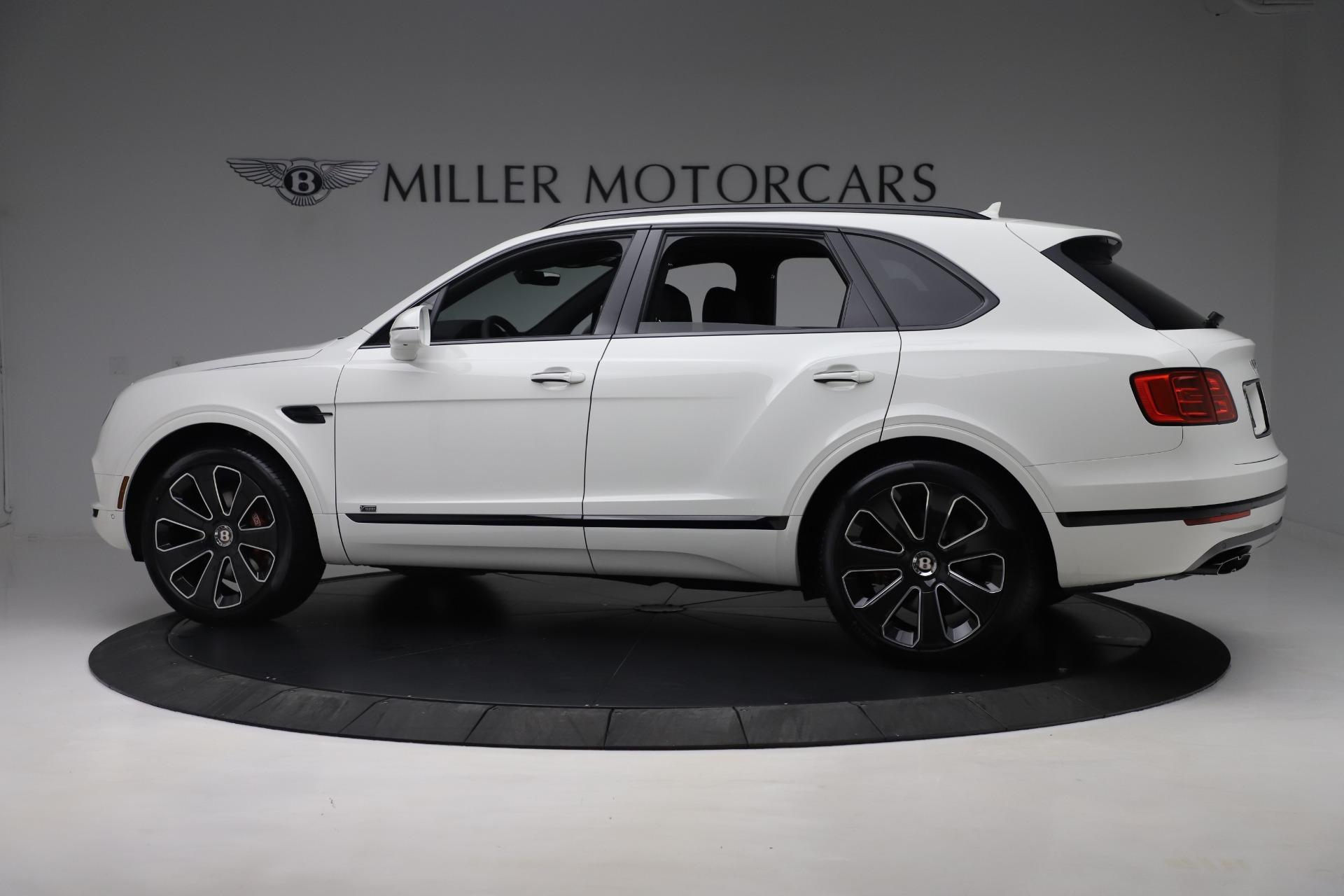 New 2020 Bentley Bentayga V8 Design Series For Sale In Greenwich, CT. Alfa Romeo of Greenwich, 377683 3414_p5
