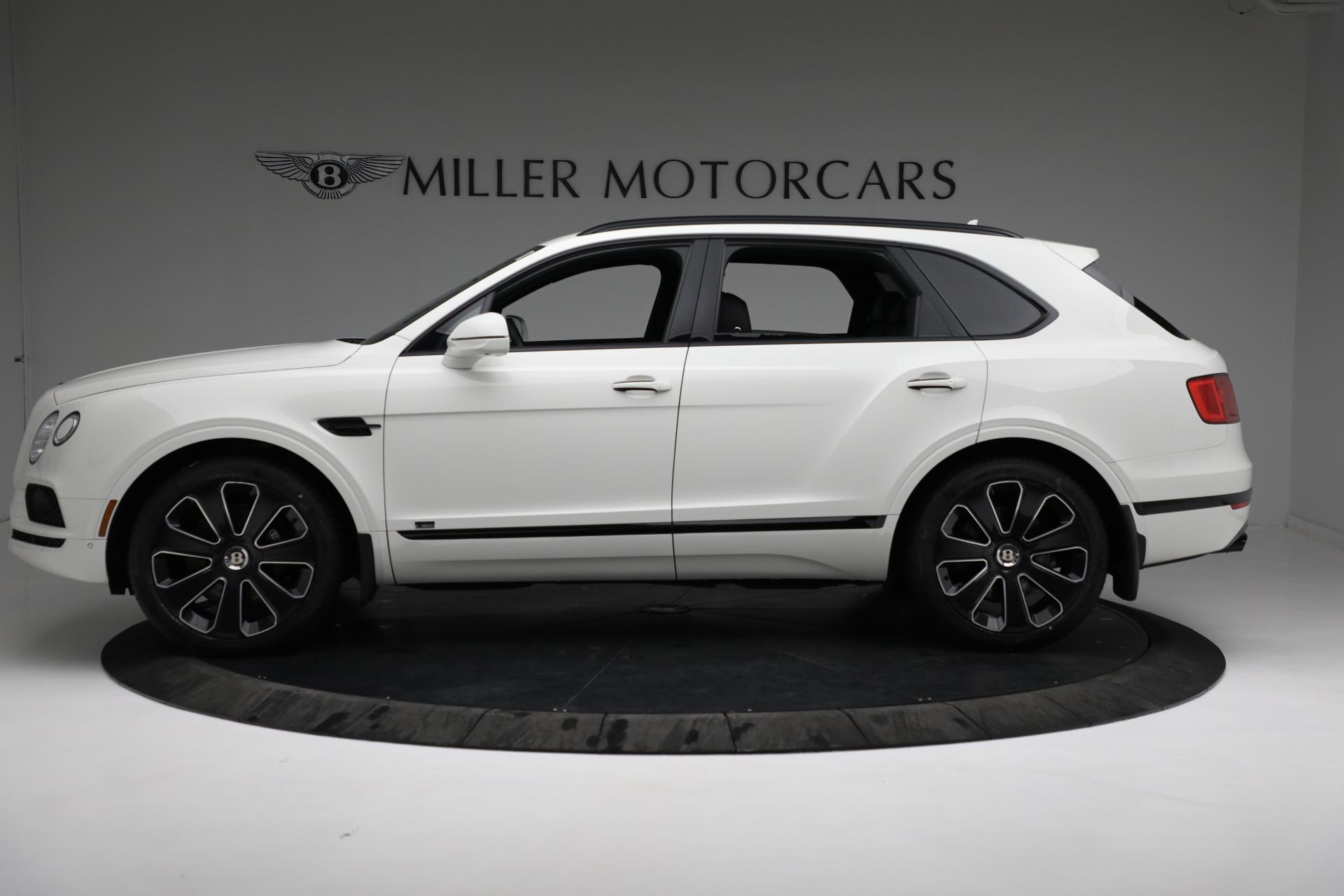 New 2020 Bentley Bentayga V8 Design Series For Sale In Greenwich, CT. Alfa Romeo of Greenwich, 379416 3417_p3