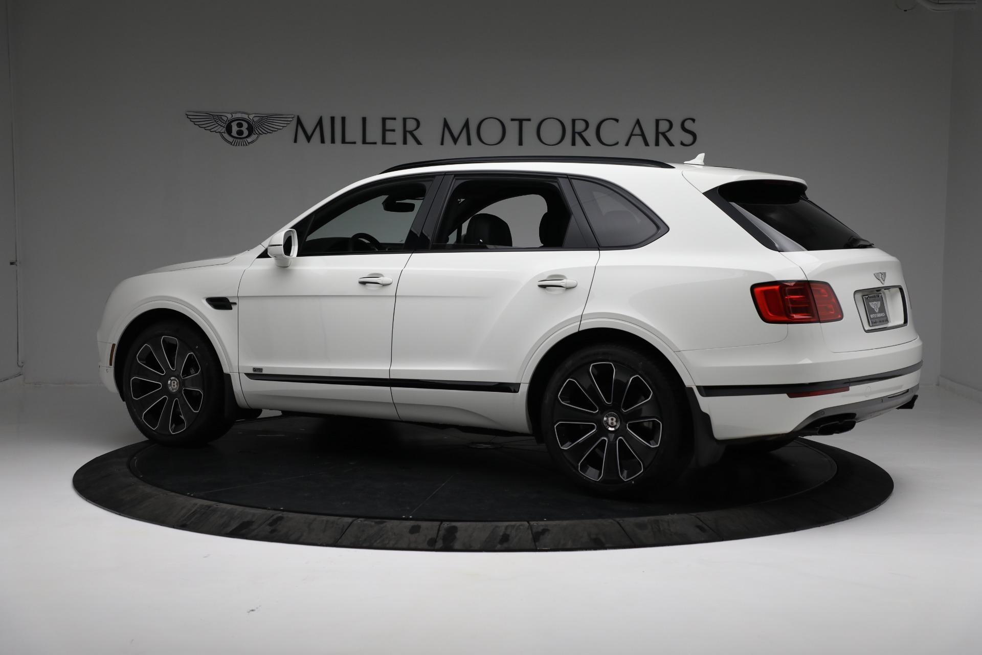 New 2020 Bentley Bentayga V8 Design Series For Sale In Greenwich, CT. Alfa Romeo of Greenwich, 379416 3417_p4