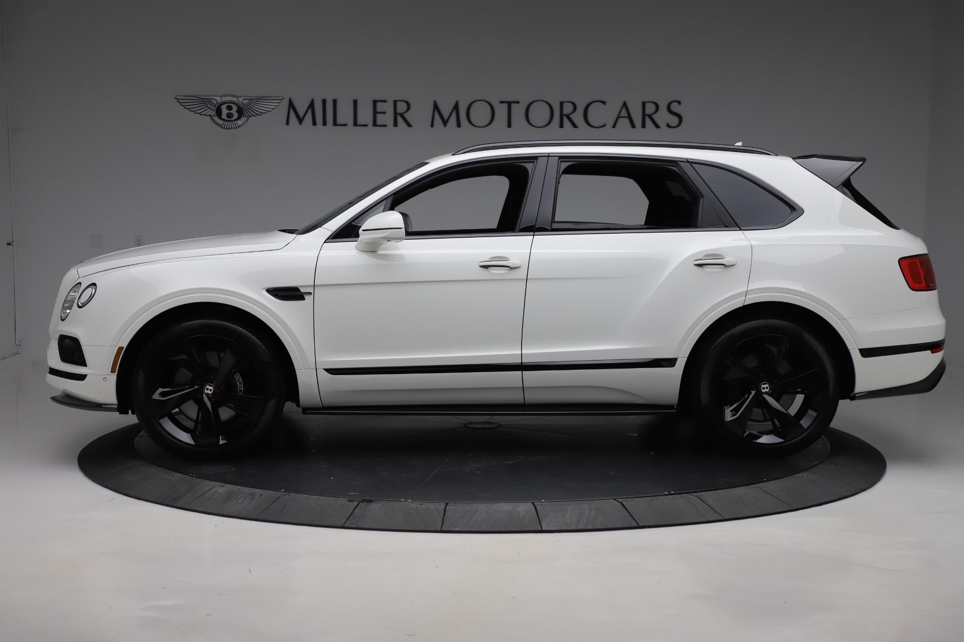 New 2020 Bentley Bentayga V8 For Sale In Greenwich, CT. Alfa Romeo of Greenwich, B1445 3418_p3