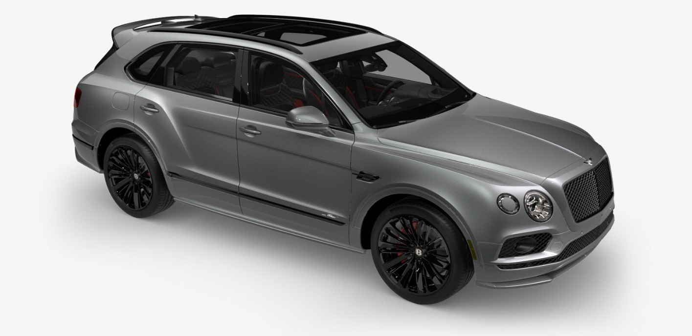 New 2020 Bentley Bentayga Speed For Sale In Greenwich, CT. Alfa Romeo of Greenwich, 377050 3420_p5