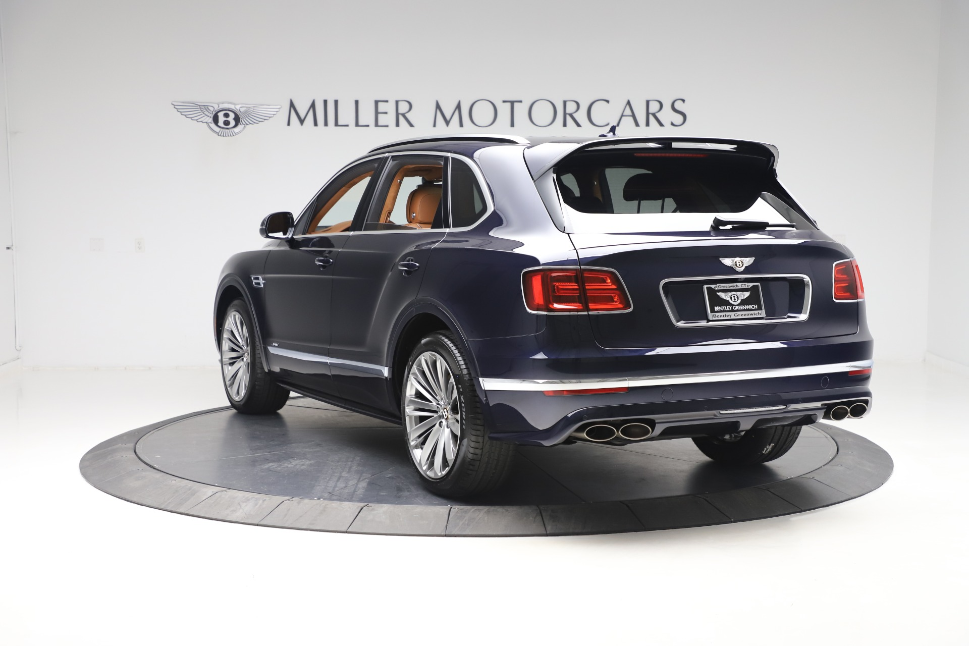 New 2020 Bentley Bentayga Speed For Sale In Greenwich, CT. Alfa Romeo of Greenwich, 379402 3421_p5