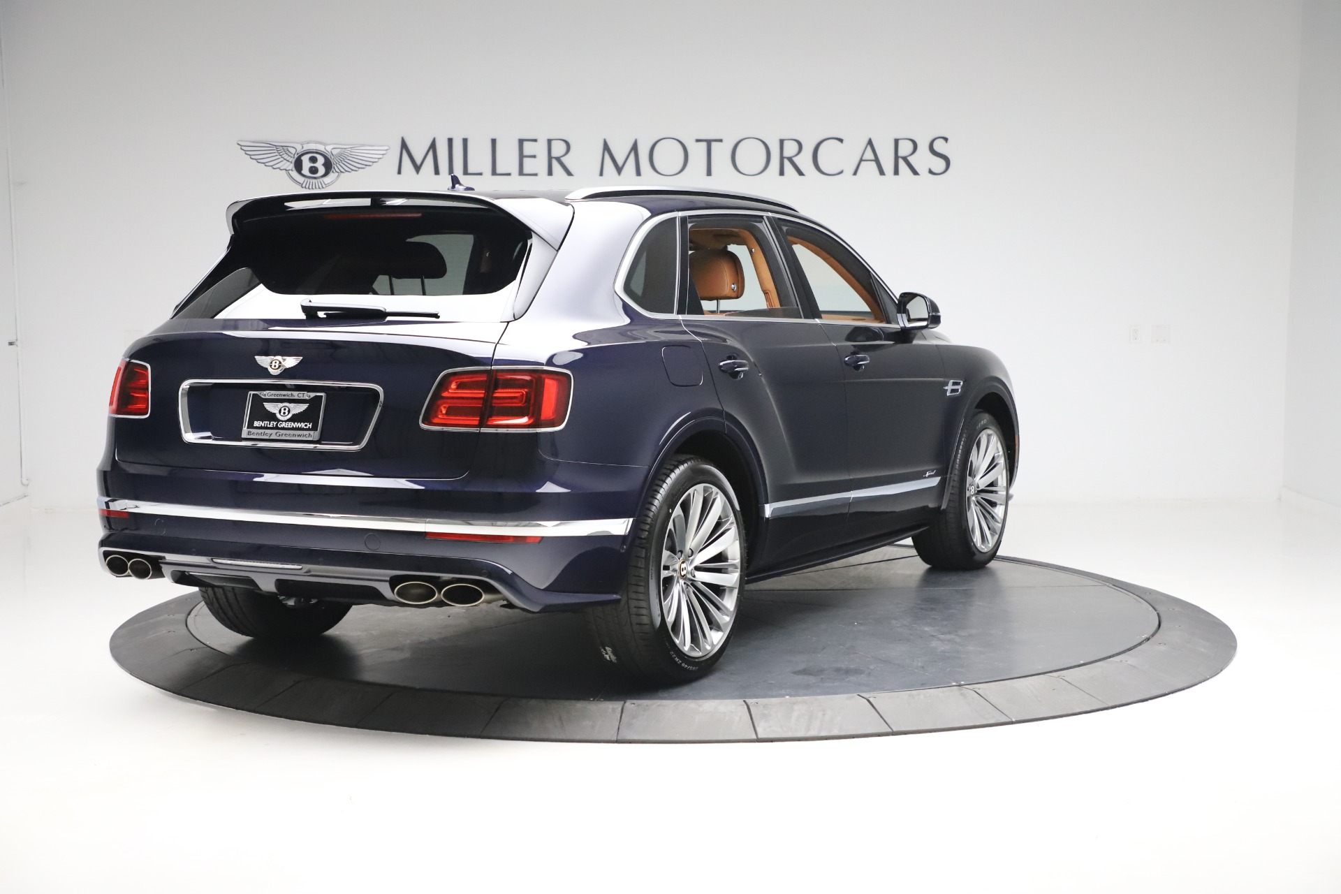 New 2020 Bentley Bentayga Speed For Sale In Greenwich, CT. Alfa Romeo of Greenwich, 379402 3421_p7