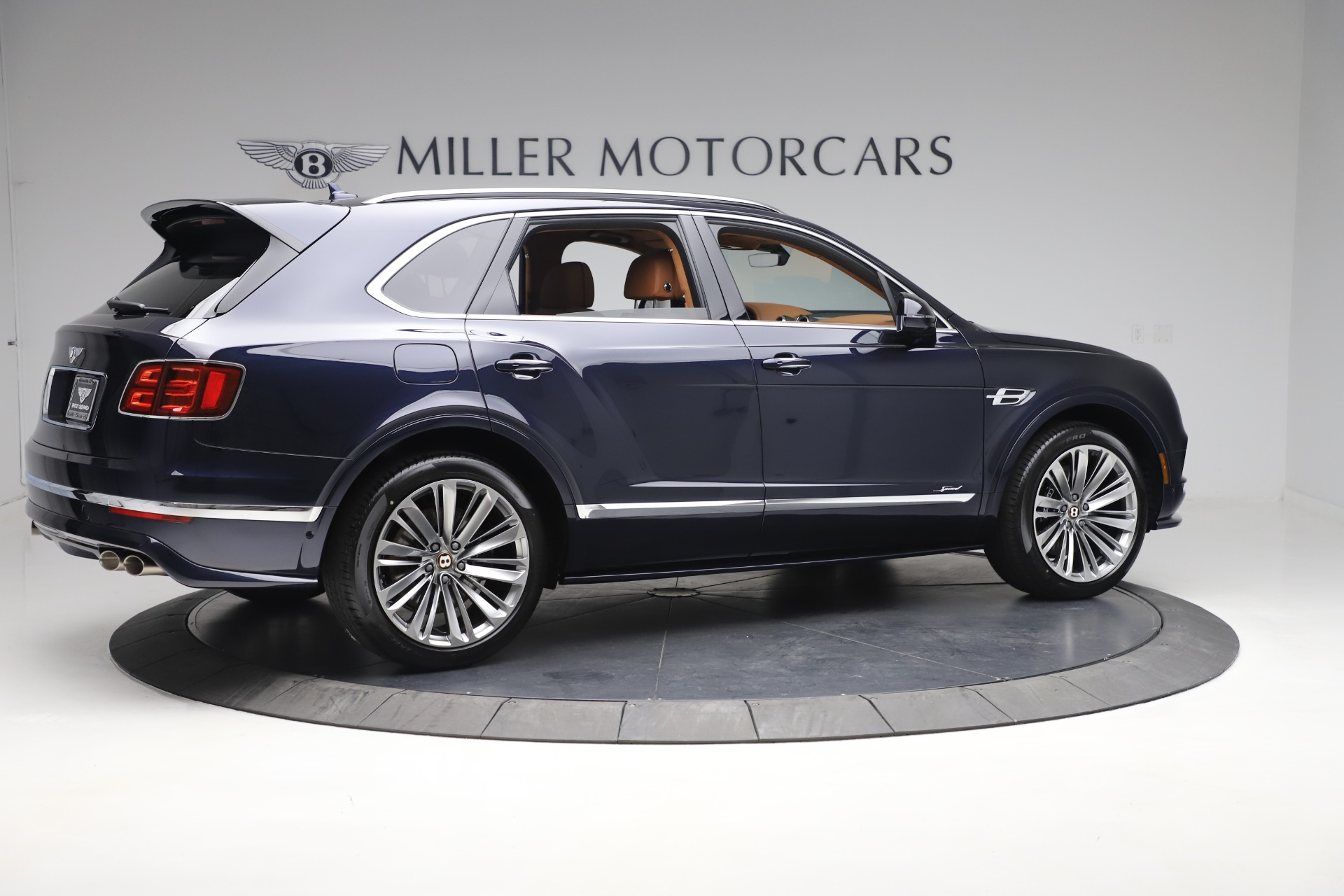 New 2020 Bentley Bentayga Speed For Sale In Greenwich, CT. Alfa Romeo of Greenwich, 379402 3421_p8