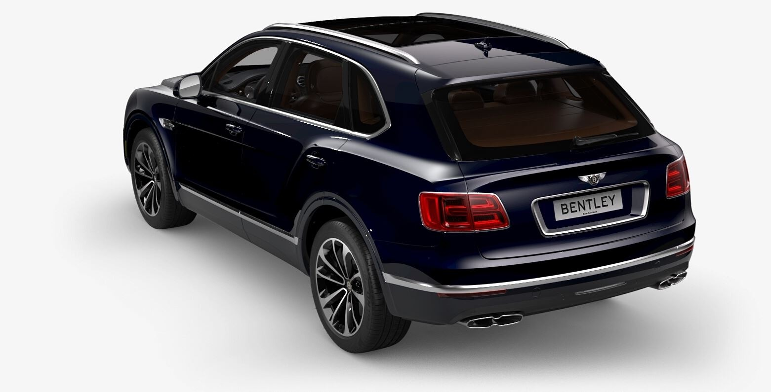 New 2020 Bentley Bentayga V8 For Sale In Greenwich, CT. Alfa Romeo of Greenwich, 379895 3422_p4