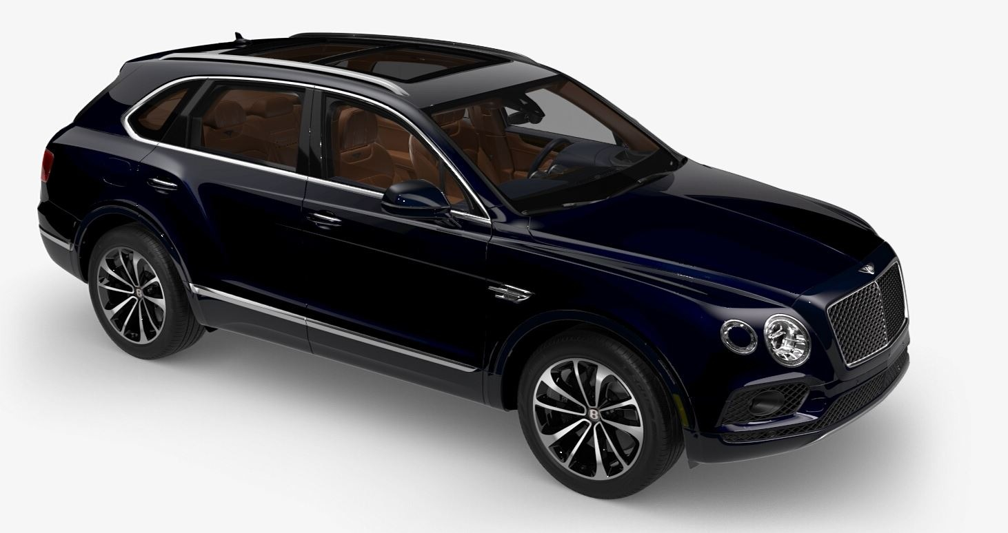 New 2020 Bentley Bentayga V8 For Sale In Greenwich, CT. Alfa Romeo of Greenwich, 379895 3422_p5
