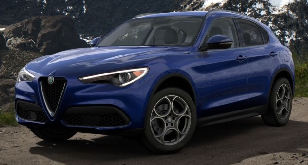New 2019 Alfa Romeo Stelvio Q4 For Sale In Greenwich, CT. Alfa Romeo of Greenwich, L664