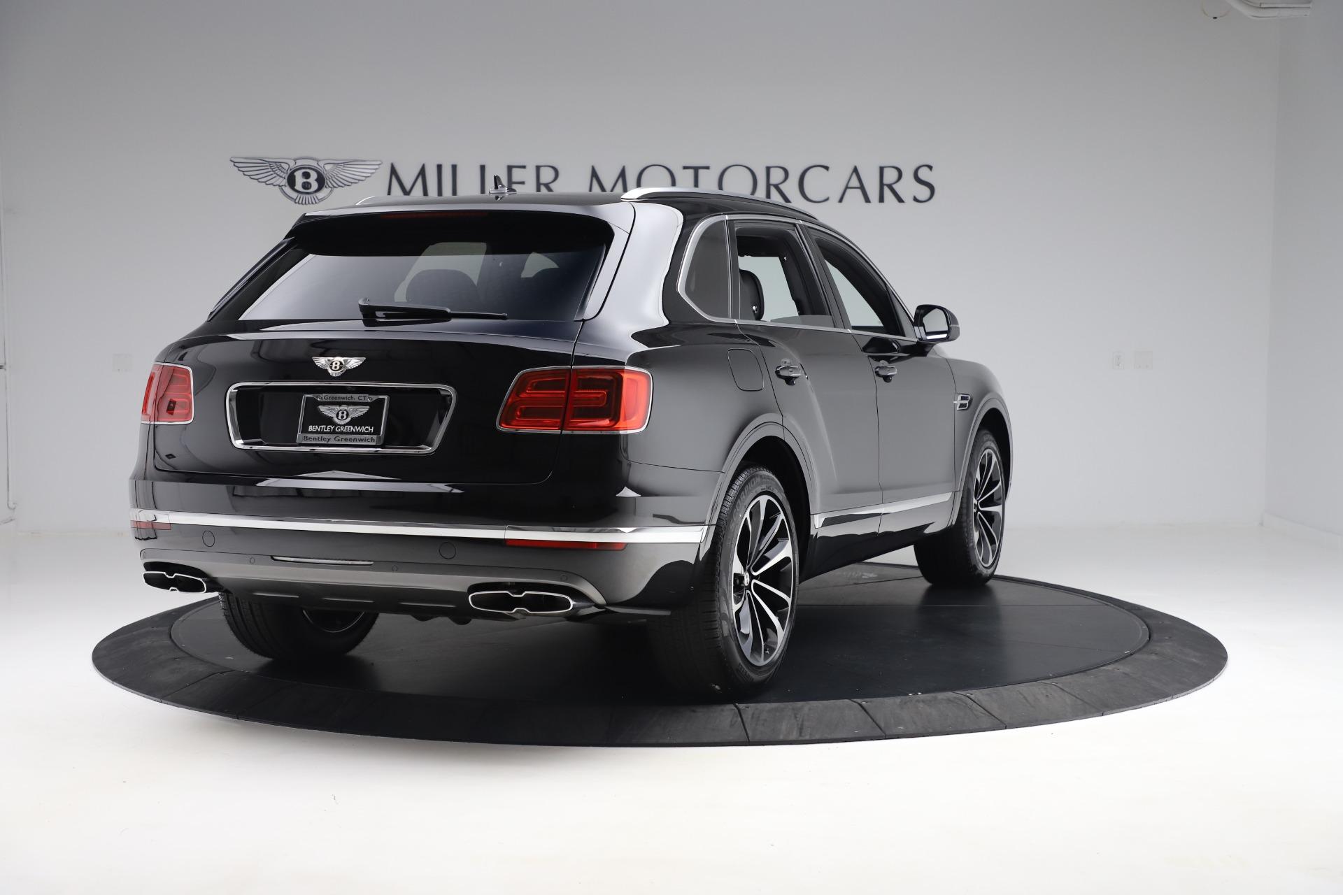 New 2020 Bentley Bentayga V8 For Sale In Greenwich, CT. Alfa Romeo of Greenwich, 376789 3425_p7