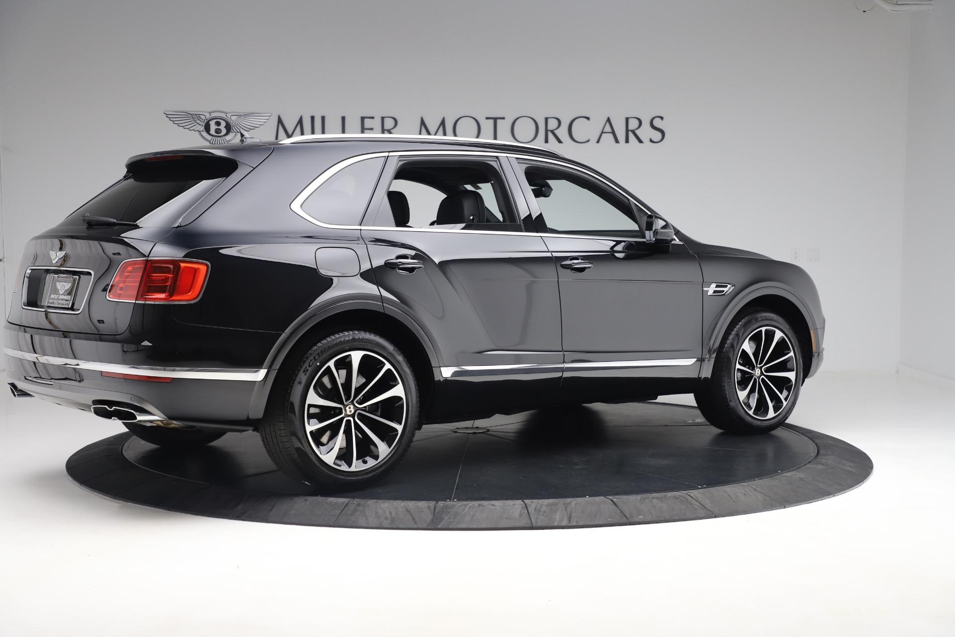 New 2020 Bentley Bentayga V8 For Sale In Greenwich, CT. Alfa Romeo of Greenwich, 376789 3425_p8