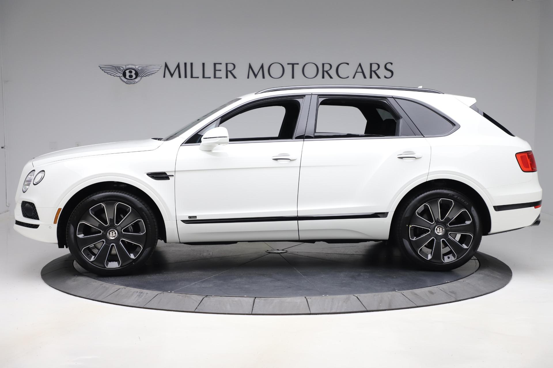 New 2020 Bentley Bentayga V8 Design Series For Sale In Greenwich, CT. Alfa Romeo of Greenwich, 379698 3428_p3