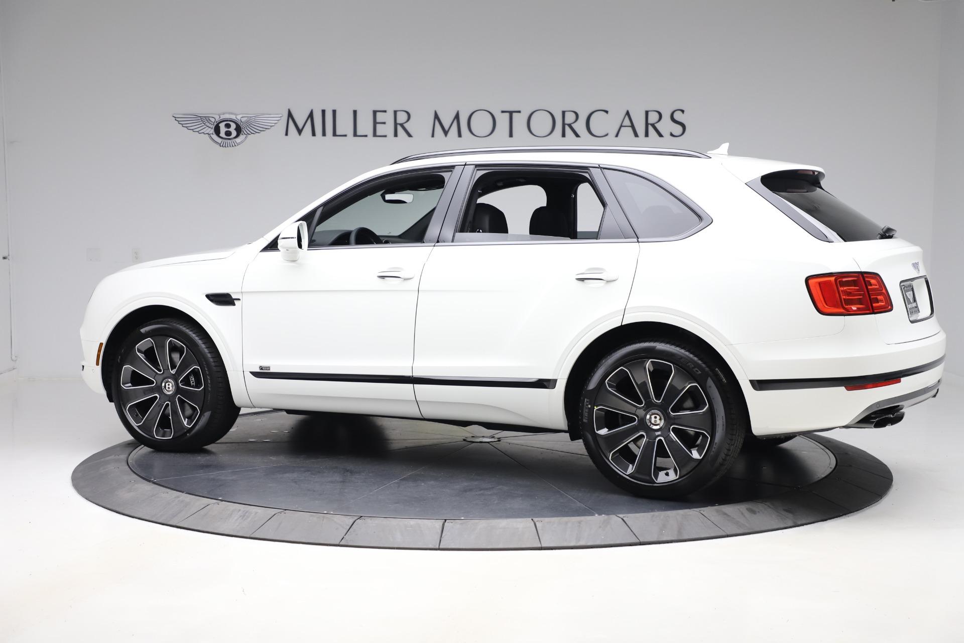 New 2020 Bentley Bentayga V8 Design Series For Sale In Greenwich, CT. Alfa Romeo of Greenwich, 379698 3428_p4