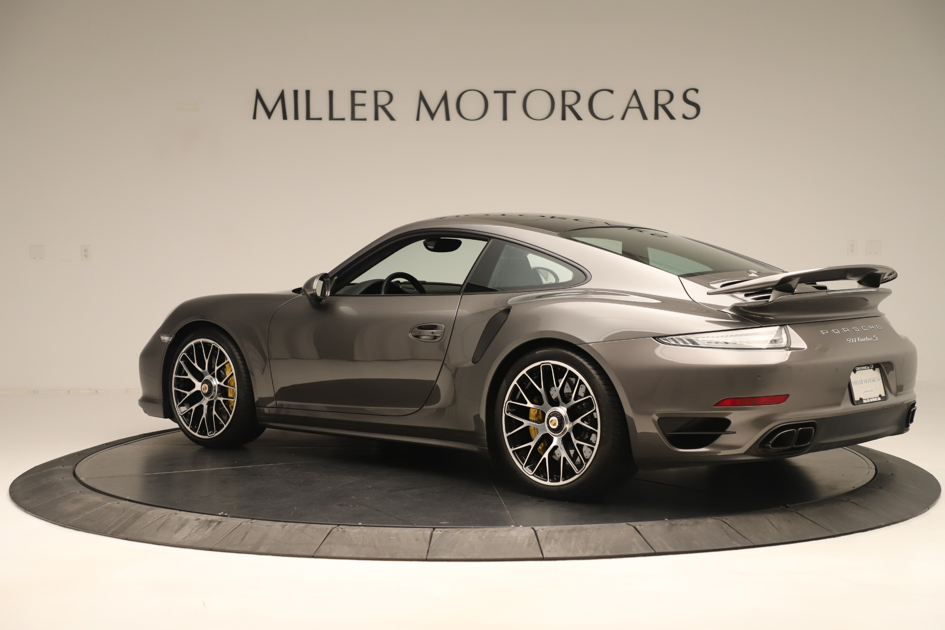 Used 2015 Porsche 911 Turbo S For Sale In Greenwich, CT. Alfa Romeo of Greenwich, 7631 3429_p4