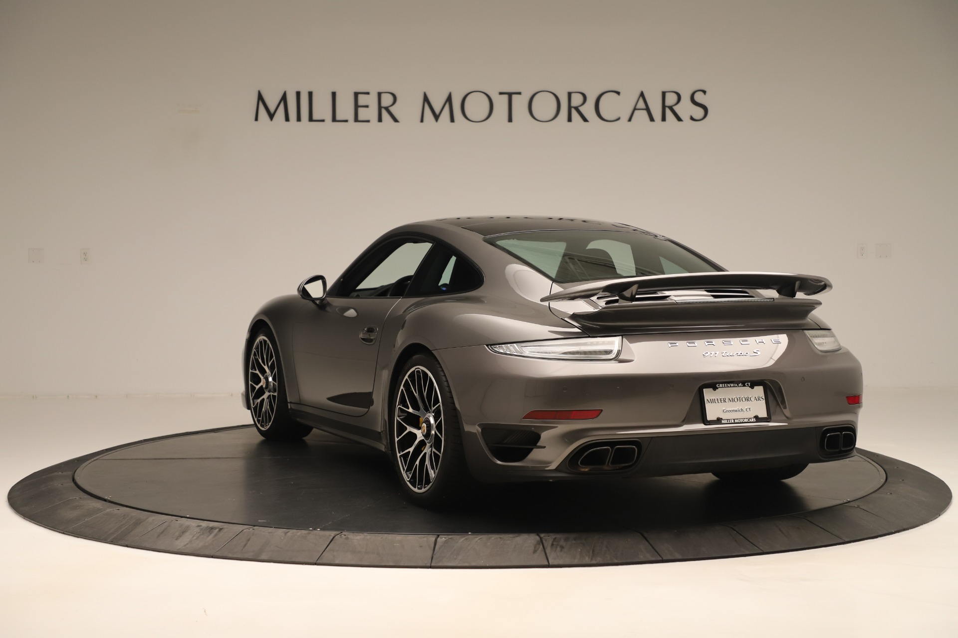 Used 2015 Porsche 911 Turbo S For Sale In Greenwich, CT. Alfa Romeo of Greenwich, 7631 3429_p5