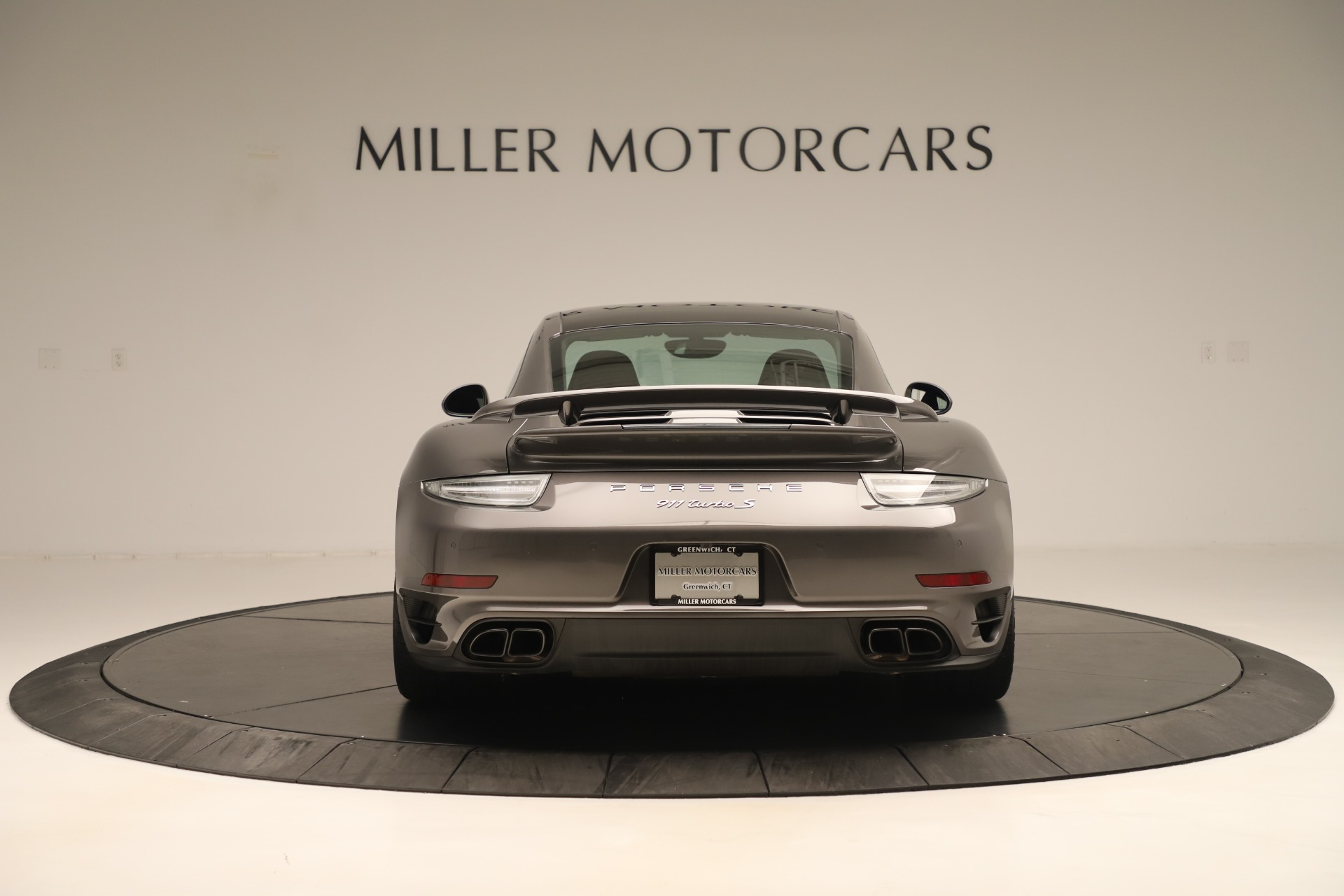 Used 2015 Porsche 911 Turbo S For Sale In Greenwich, CT. Alfa Romeo of Greenwich, 7631 3429_p6