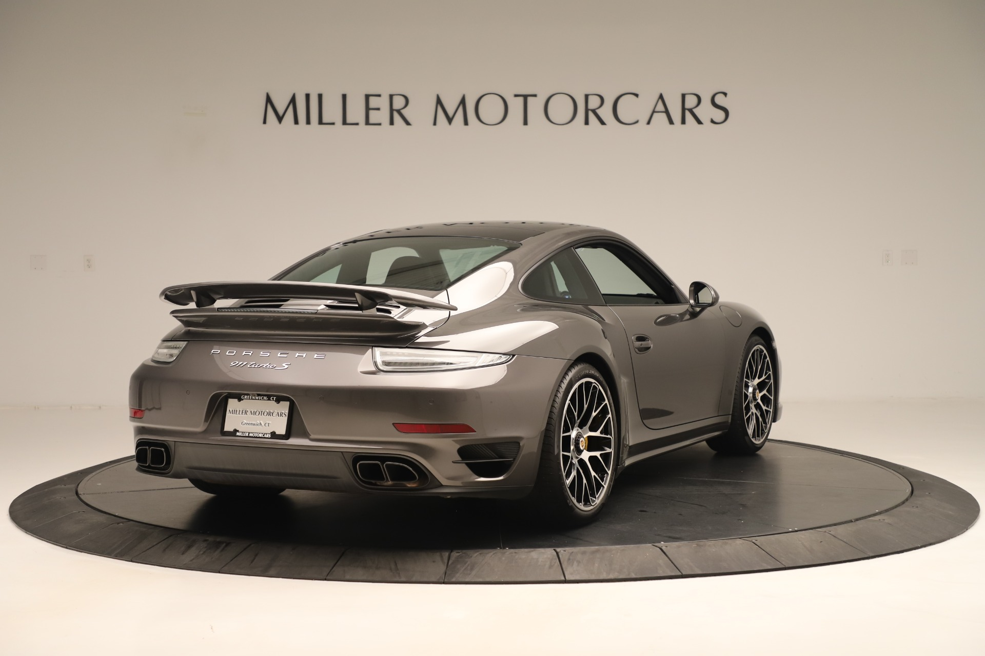 Used 2015 Porsche 911 Turbo S For Sale In Greenwich, CT. Alfa Romeo of Greenwich, 7631 3429_p7