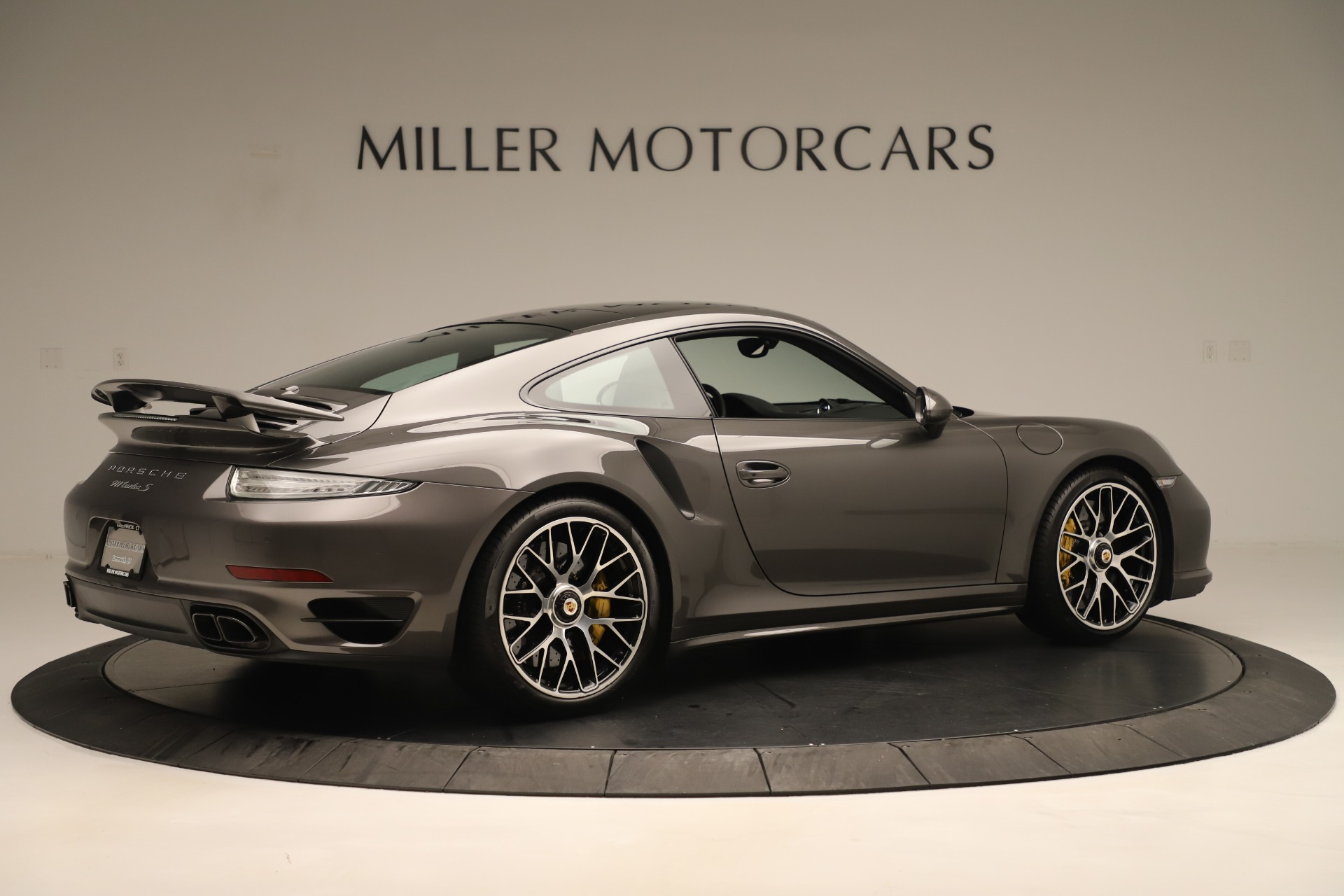 Used 2015 Porsche 911 Turbo S For Sale In Greenwich, CT. Alfa Romeo of Greenwich, 7631 3429_p8
