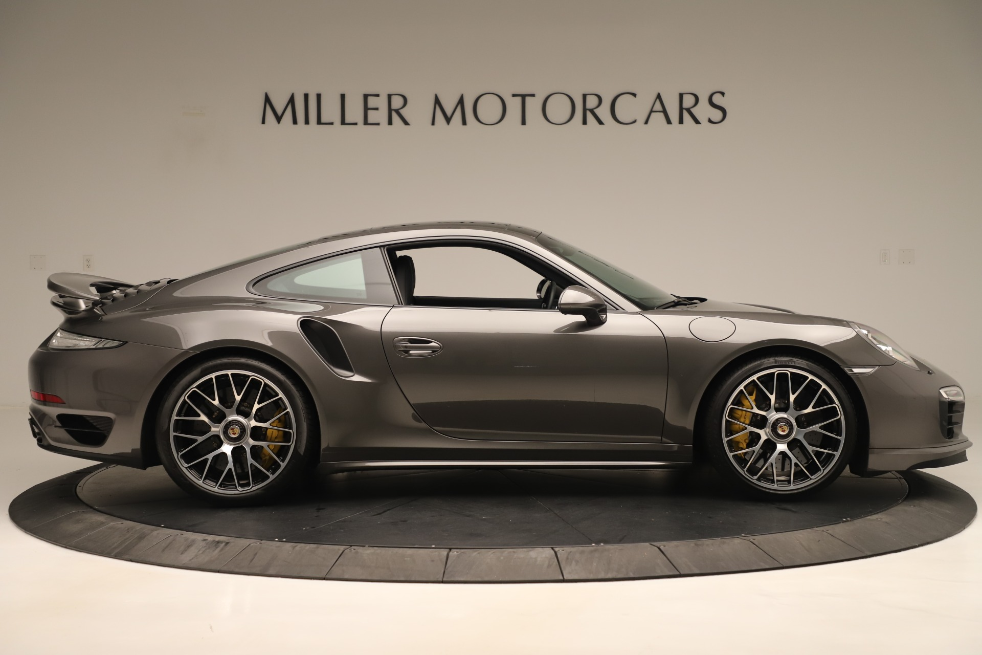 Used 2015 Porsche 911 Turbo S For Sale In Greenwich, CT. Alfa Romeo of Greenwich, 7631 3429_p9