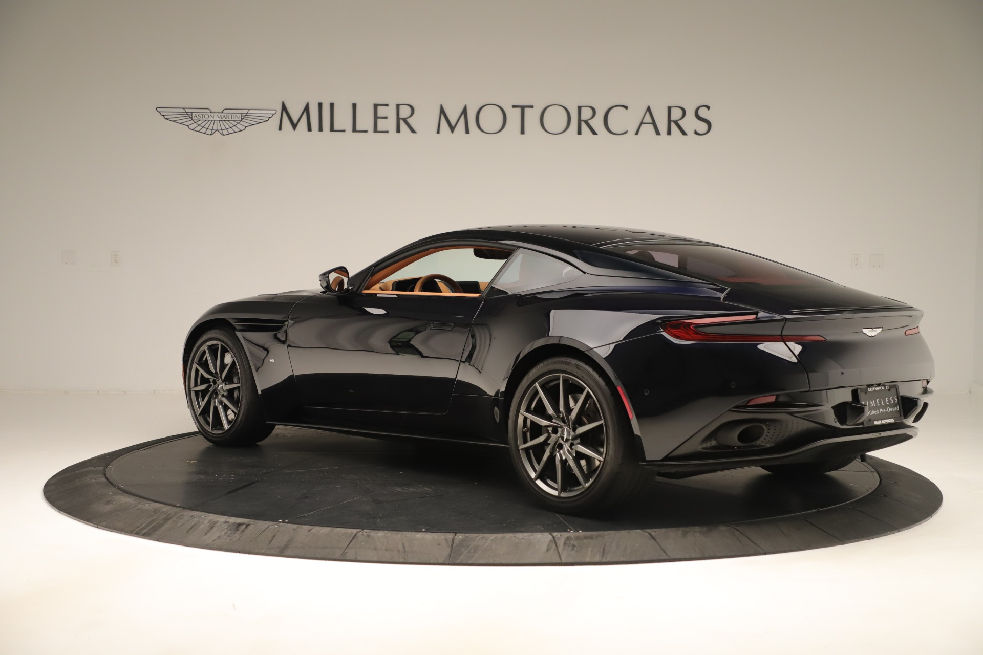 Used 2017 Aston Martin DB11 Launch Edition For Sale In Greenwich, CT. Alfa Romeo of Greenwich, A1405A 3431_p3