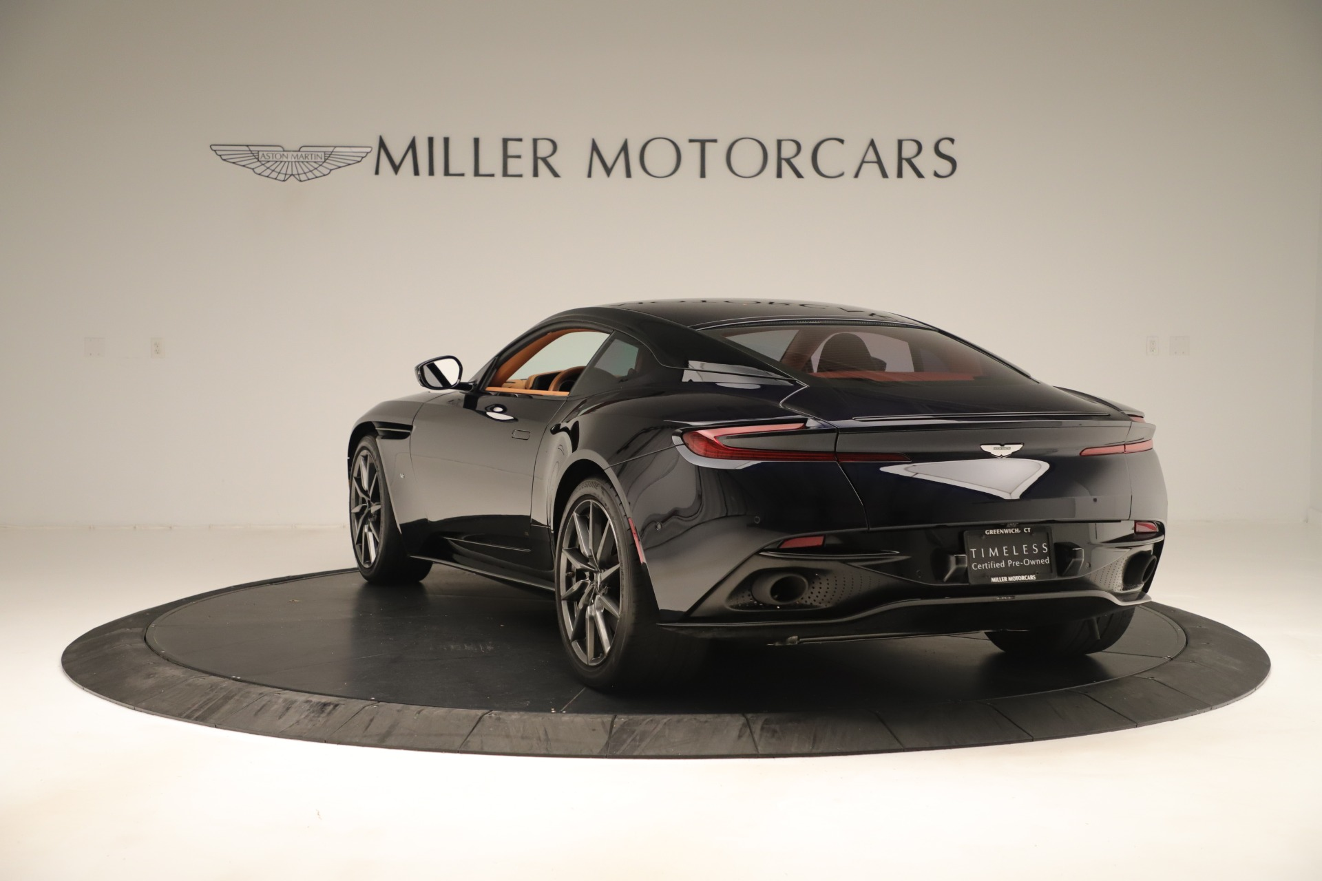 Used 2017 Aston Martin DB11 Launch Edition For Sale In Greenwich, CT. Alfa Romeo of Greenwich, A1405A 3431_p4